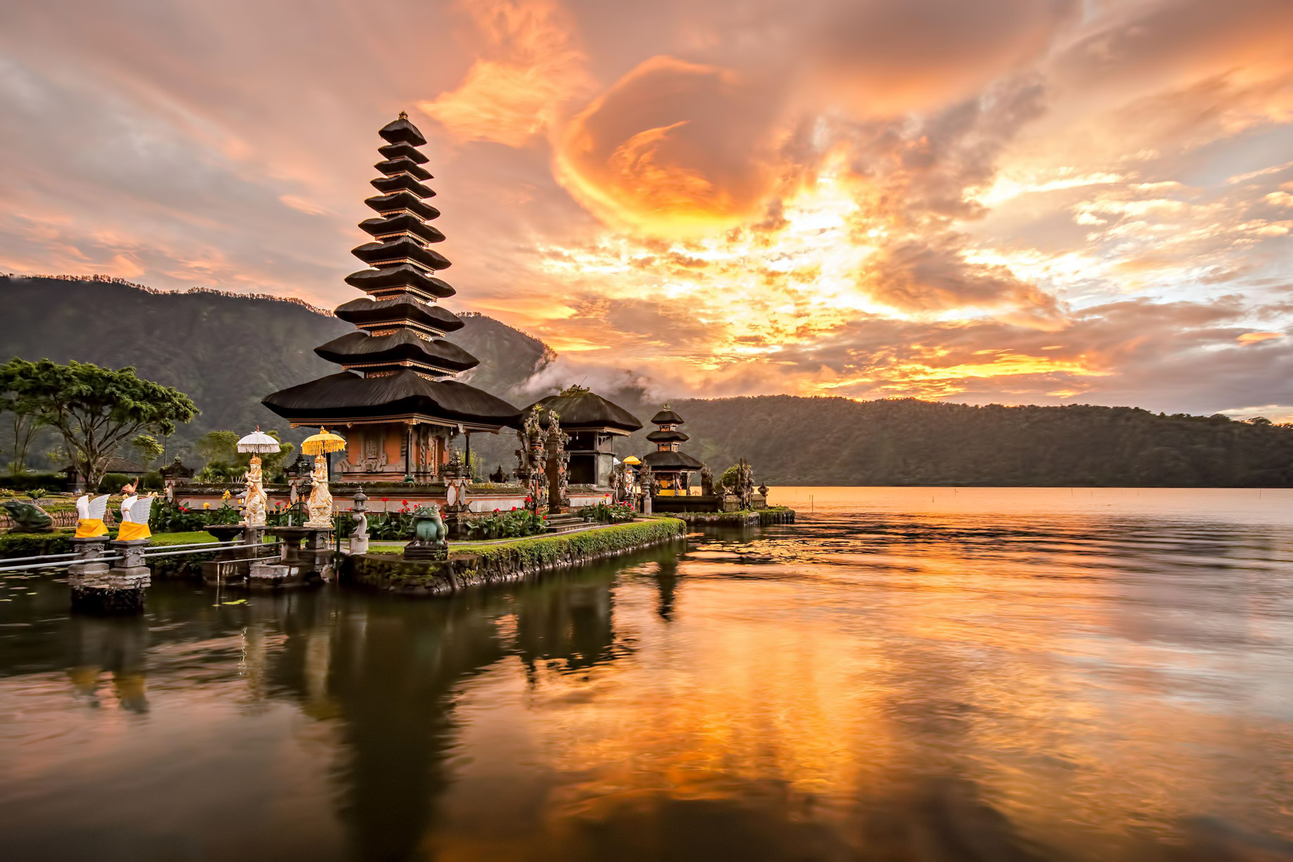Bali, Indonesia – Best Exotic Locations for Remote Workers to Consider a Second Home