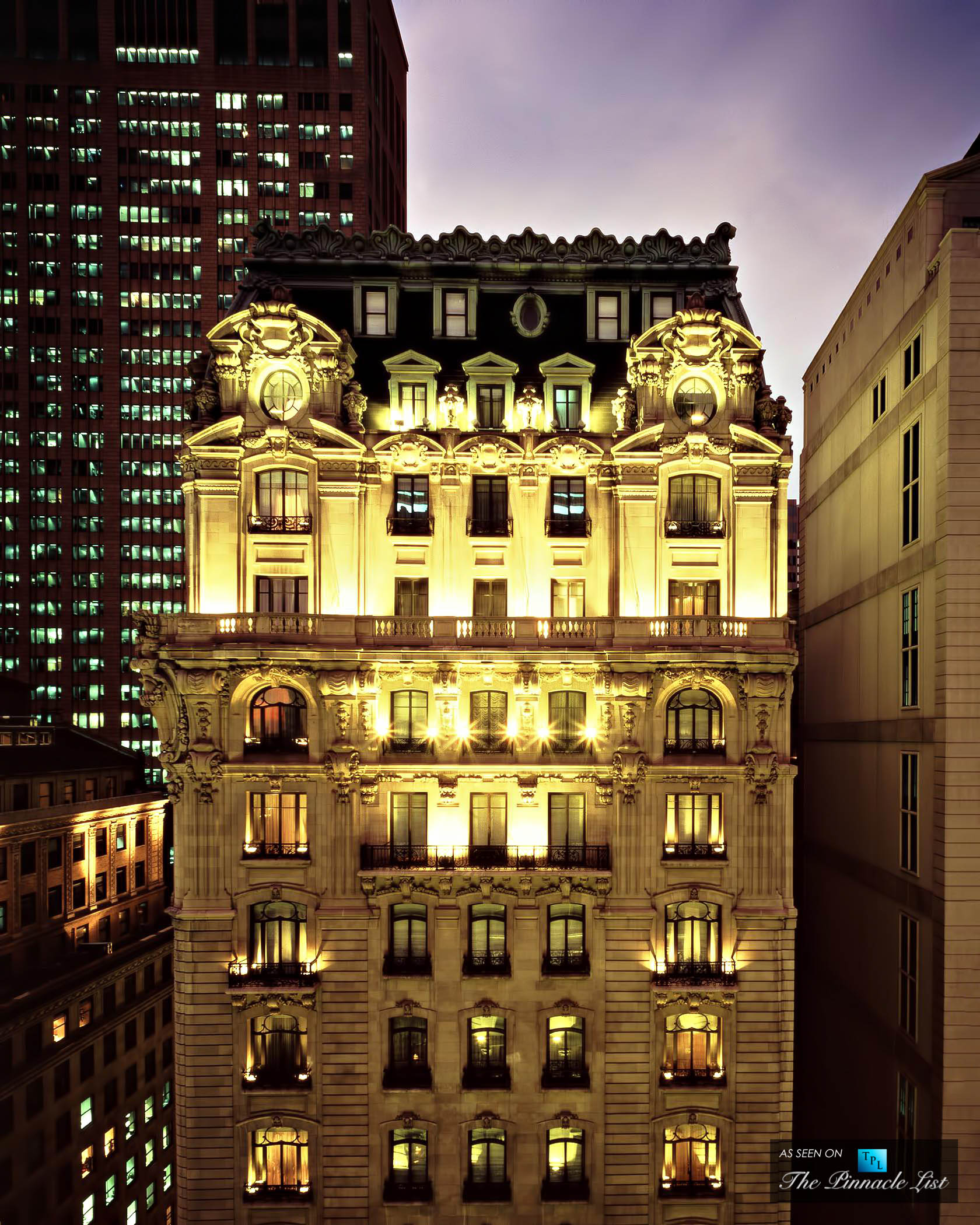 St. Regis Hotel - 2 E 55th St, New York, NY, USA