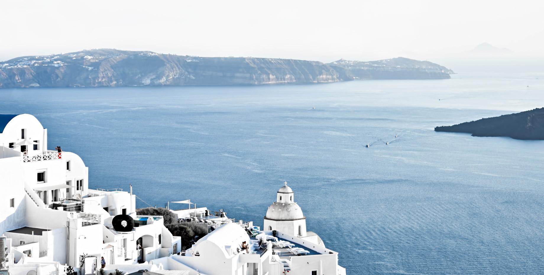 The Aegean Island Property Market - Santorini Greece Real Estate