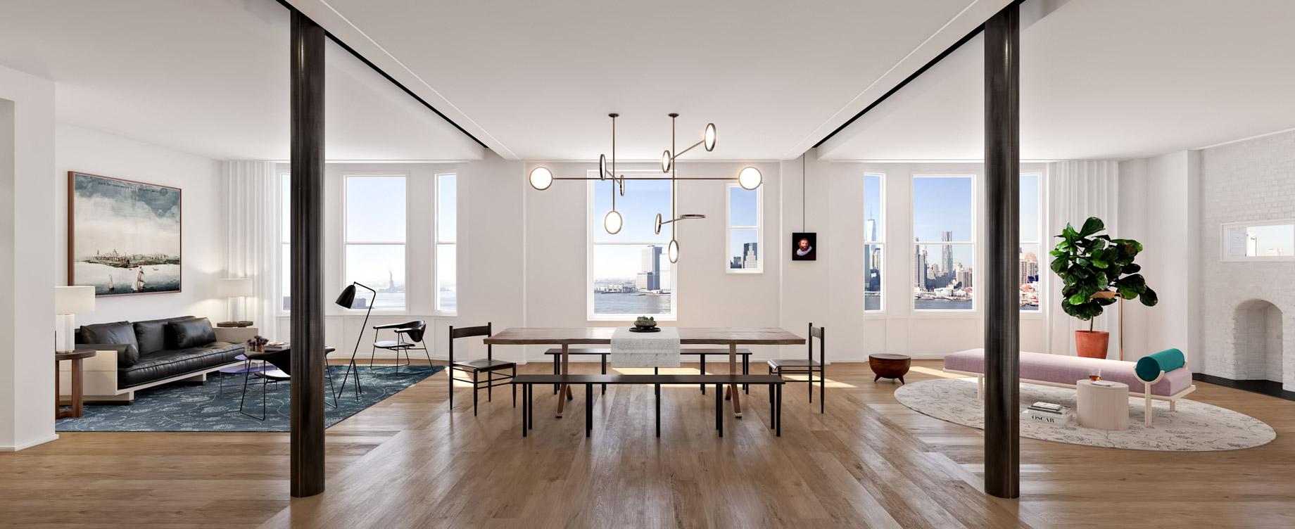 The Standish - 171 Columbia Heights, Brooklyn, NY, USA