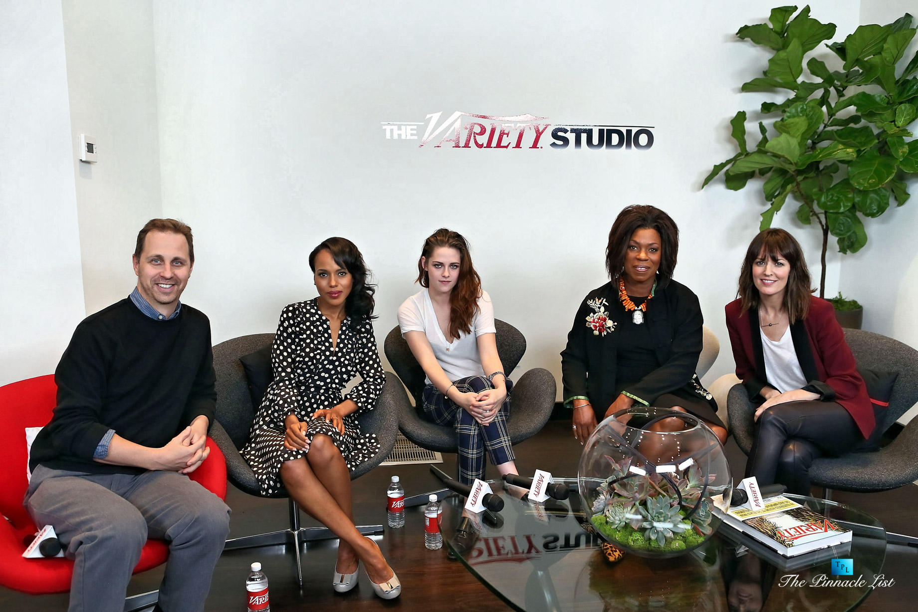 Kristen Stewart – Rosemarie DeWitt – Lorraine Toussaint – Kerry Washington – Rolls-Royce Hosts The Variety Studio Event in Beverly Hills, California