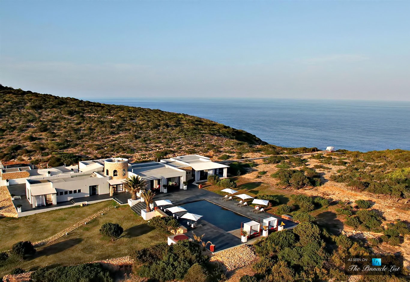 Tagomago Island Villa - Luxury Villa Rentals in Ibiza