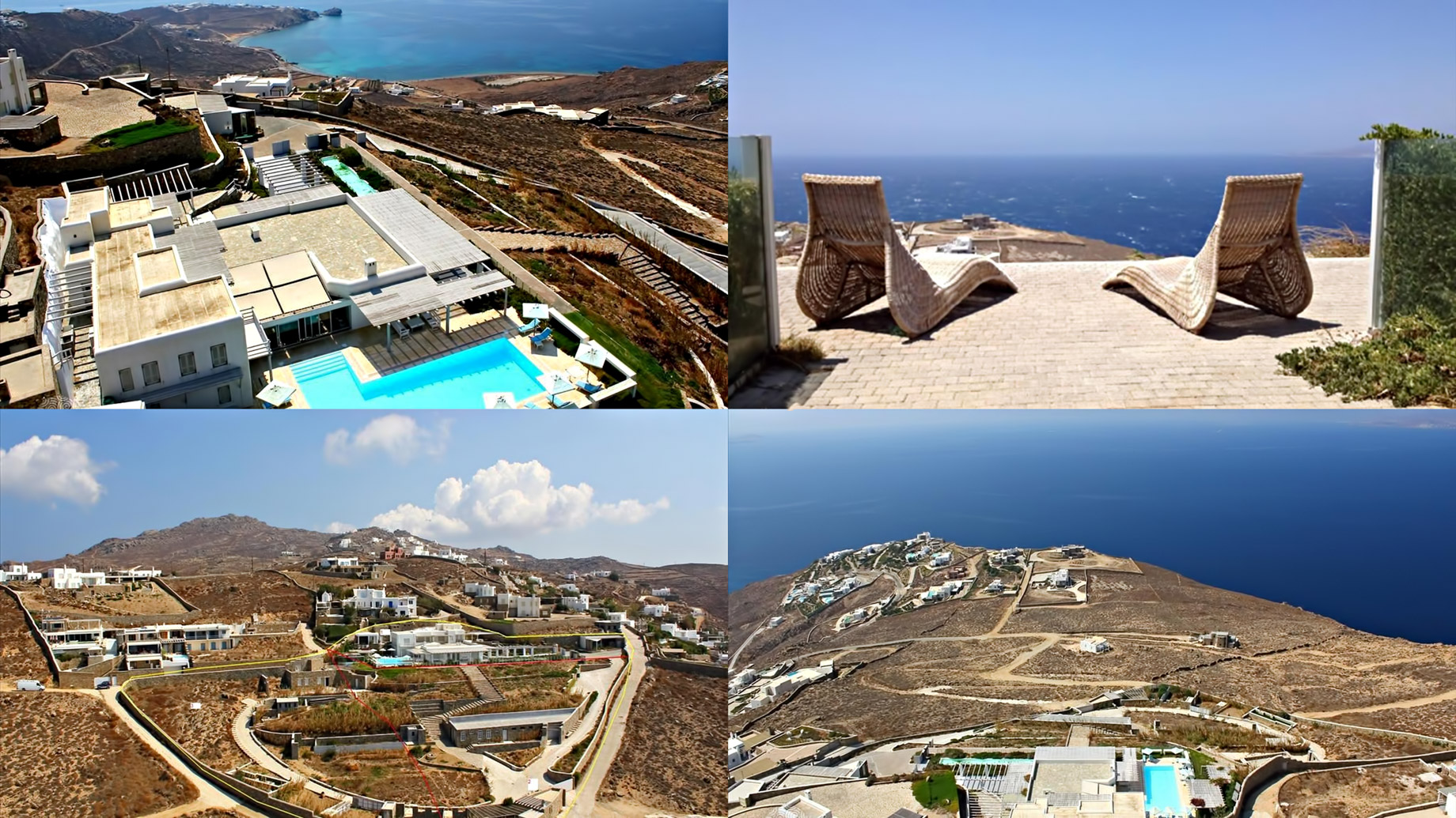 Mykonos Greece Real Estate - The Aegean Island Property Market