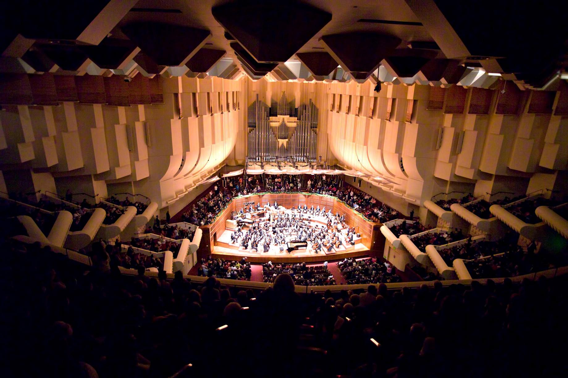 San Francisco Symphony - 201 Van Ness Ave, San Francisco, CA, USA