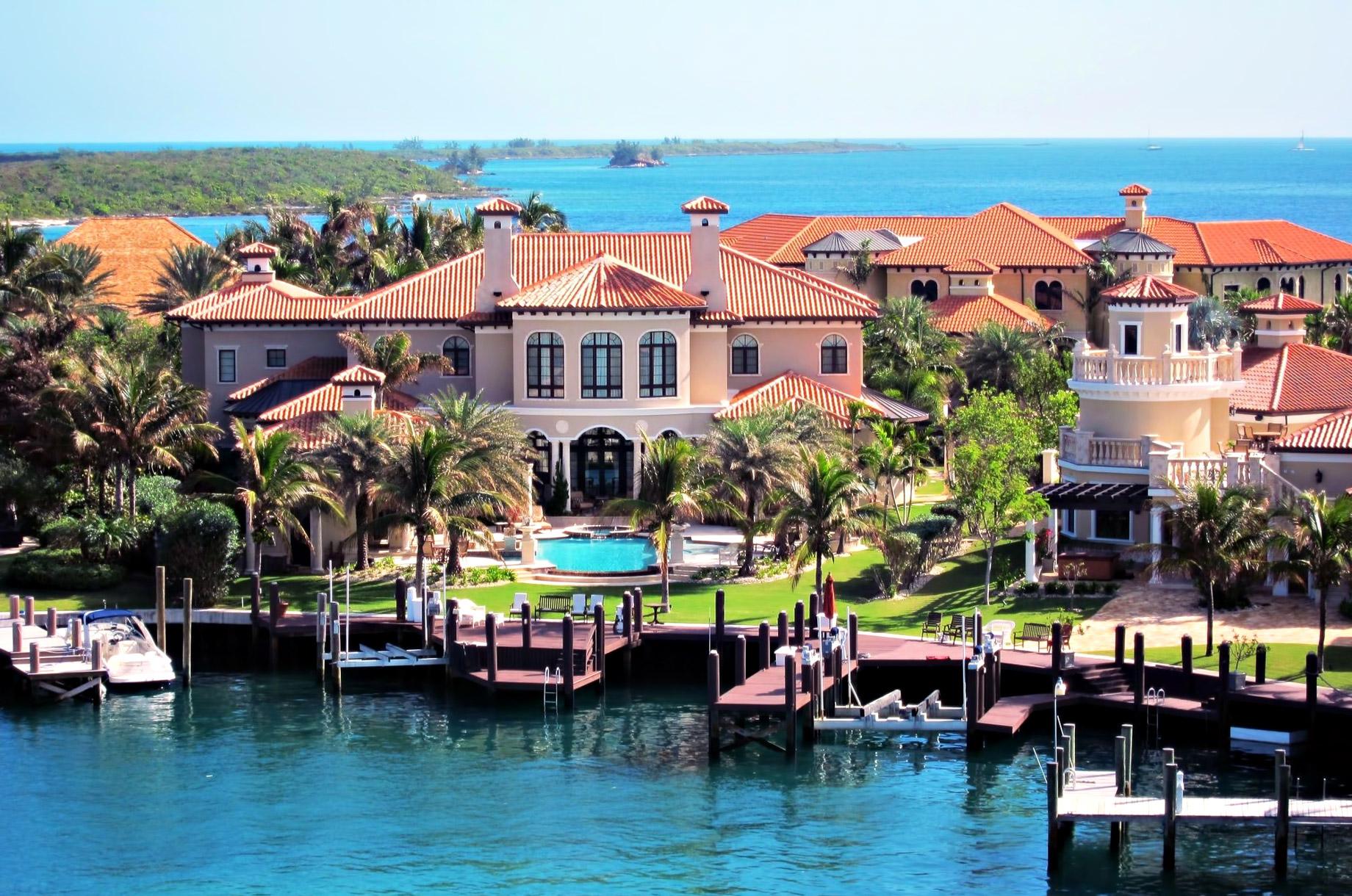 Villa Florentine - Paradise Island Bahamas