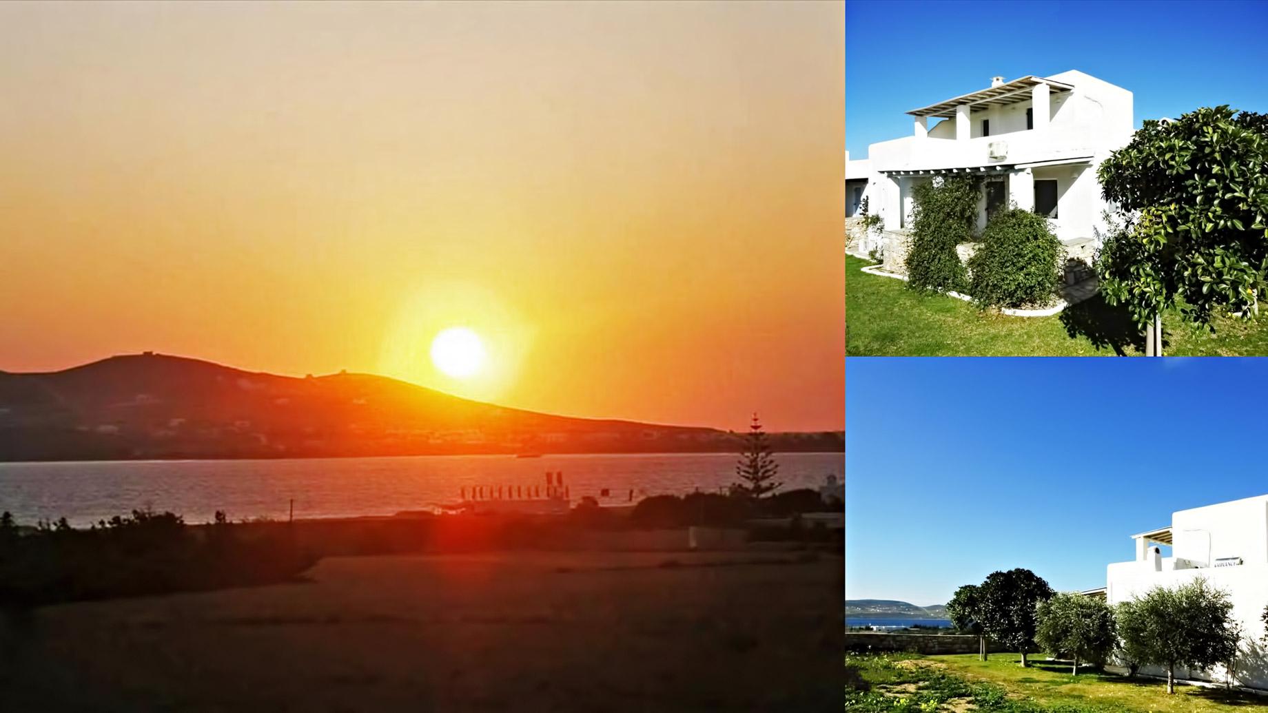 Paros Greece Real Estate - The Aegean Island Property Market