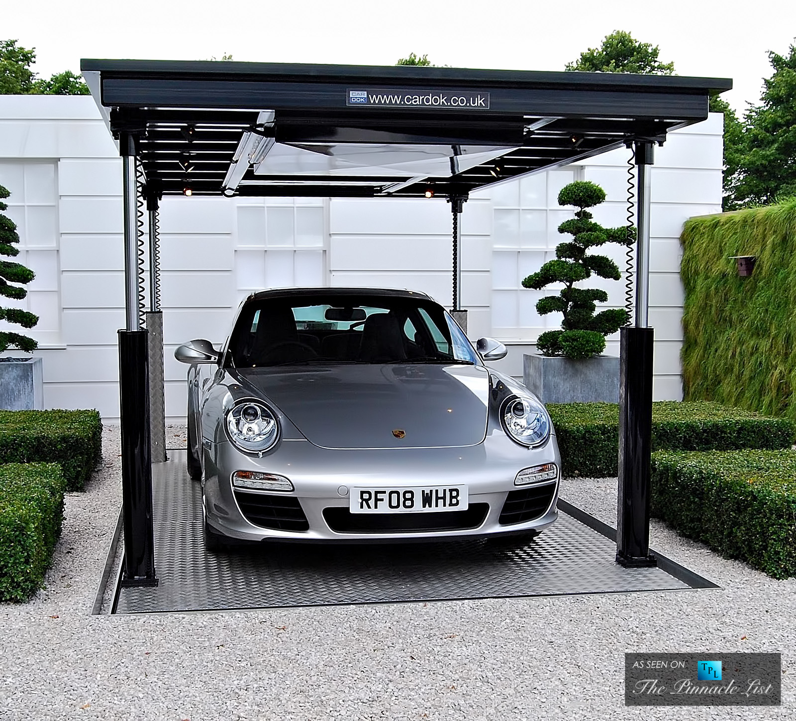 Cardok Underground Garage - The Ultimate Urban Solution for Secure Luxury Car Parking and Storage