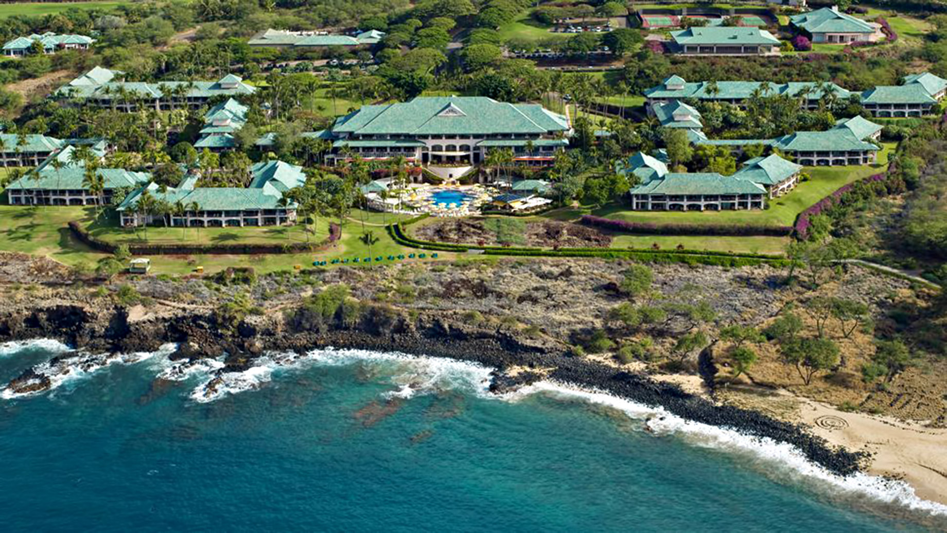 The Four Seasons Resort at Lanai Hawaii – Lanai – The Most Expensive Private Island Real Estate Transaction in History