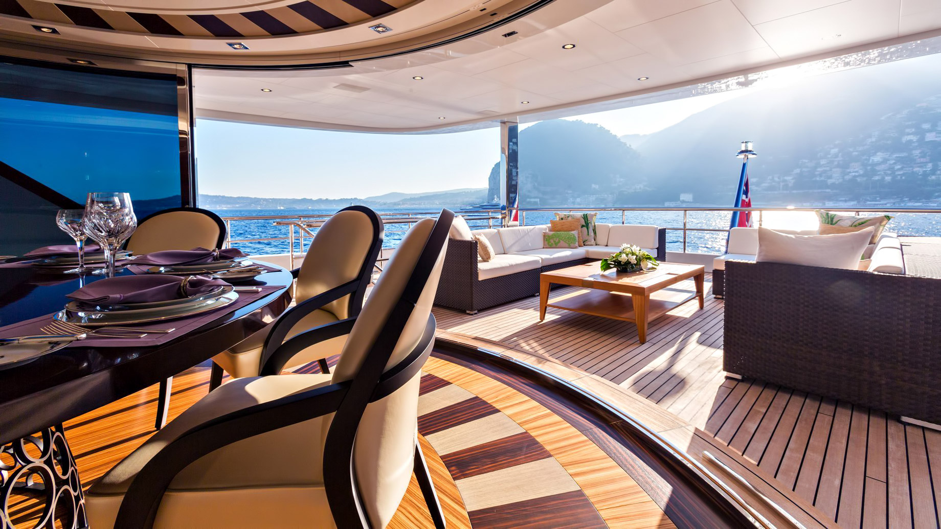 LARISA Superyacht - Dutch Built Quality and Spectacular Luxury Design
