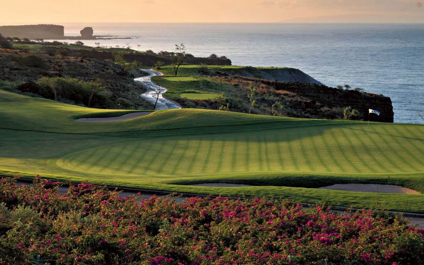 The Challenge at Manele Golf Course Lanai Hawaii - Lanai - The Most Expensive Private Island Real Estate Transaction in History