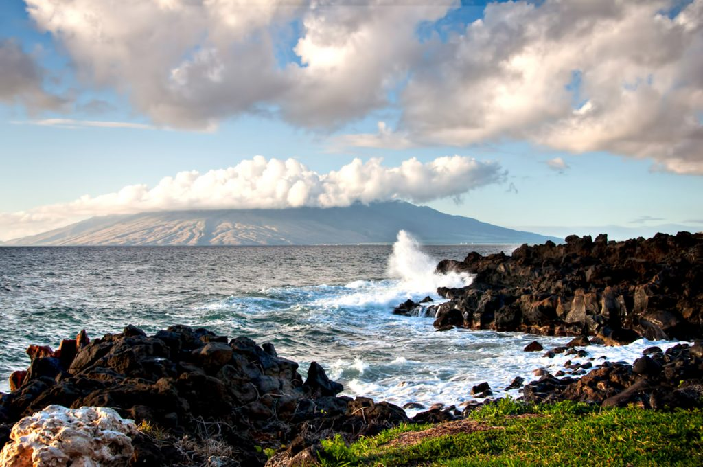 Beach View of Lanai Island in Hawaii - Lanai - The Most Expensive Private Island Real Estate Transaction in History