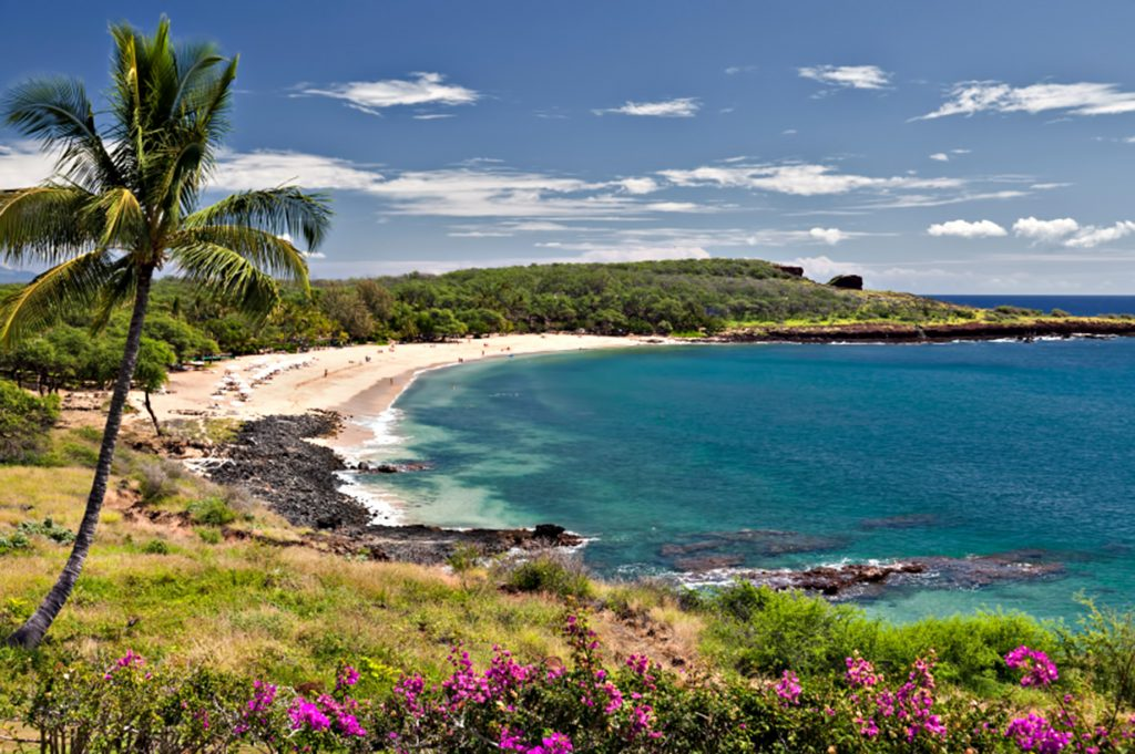 Manele Bay Beach Lanai Island Hawaii - Lanai - The Most Expensive Private Island Real Estate Transaction in History