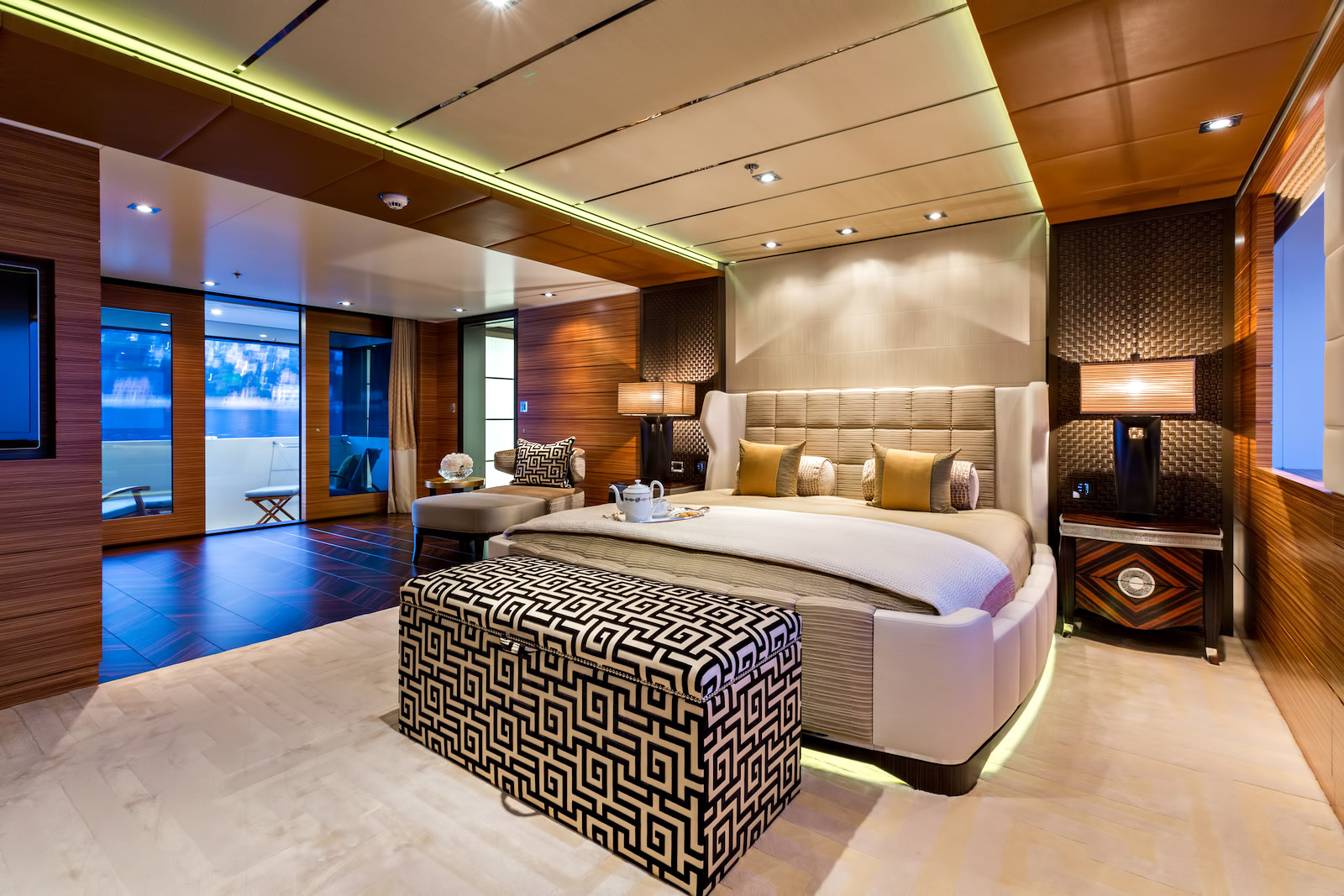 LARISA Superyacht - Dutch Built Quality and Spectacular Luxury Design