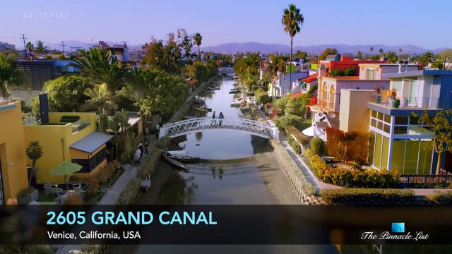 Venice Beach Luxury Home - 2605 Grand Canal, Venice, CA, USA - Luxury Real Estate - Video