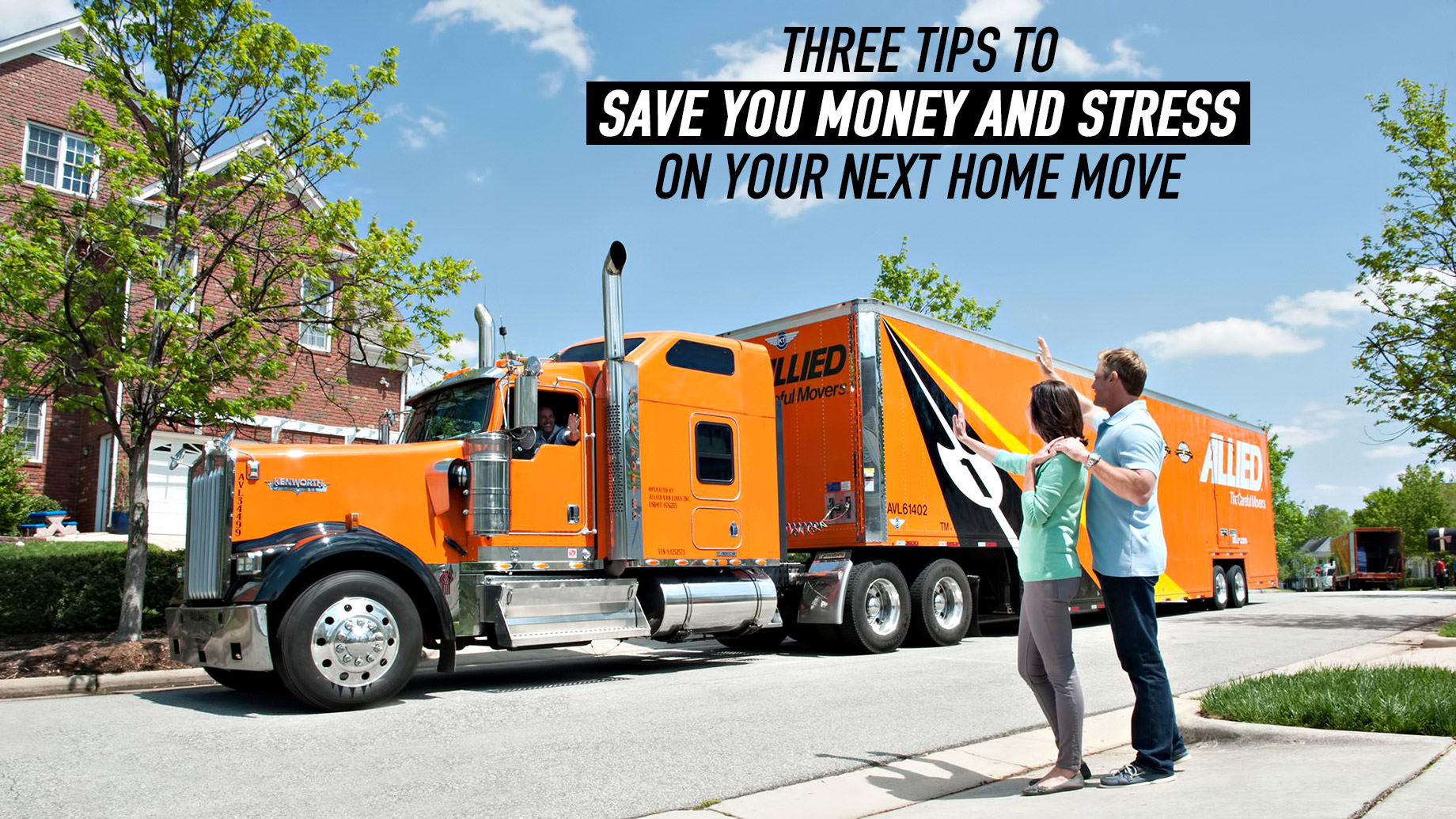 Three Tips to Save You Money and Stress on Your Next Home Move