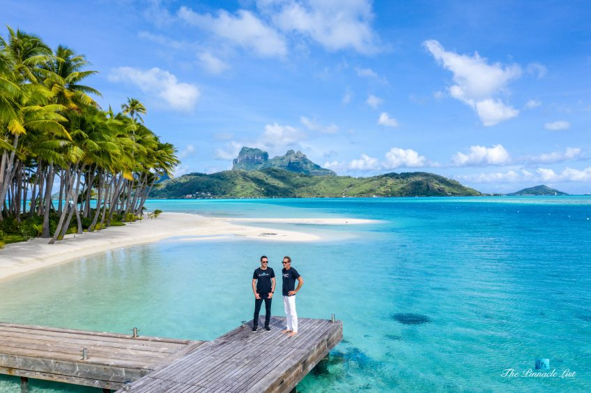 Motu Tane Private Island - Bora Bora, French Polynesia - Marcus Anthony & Bob Hurwitz