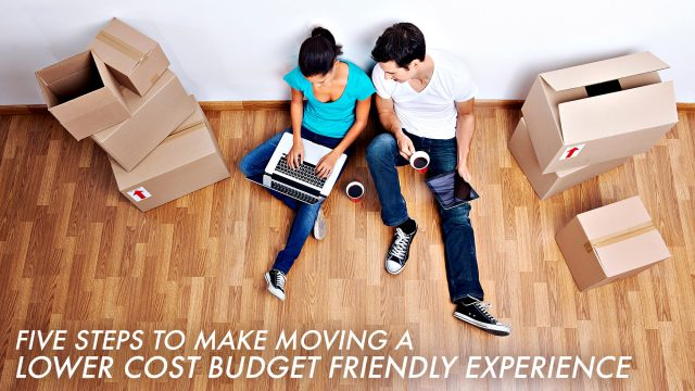Five Steps to Make Making a Lower Cost Budget Friendly Experience