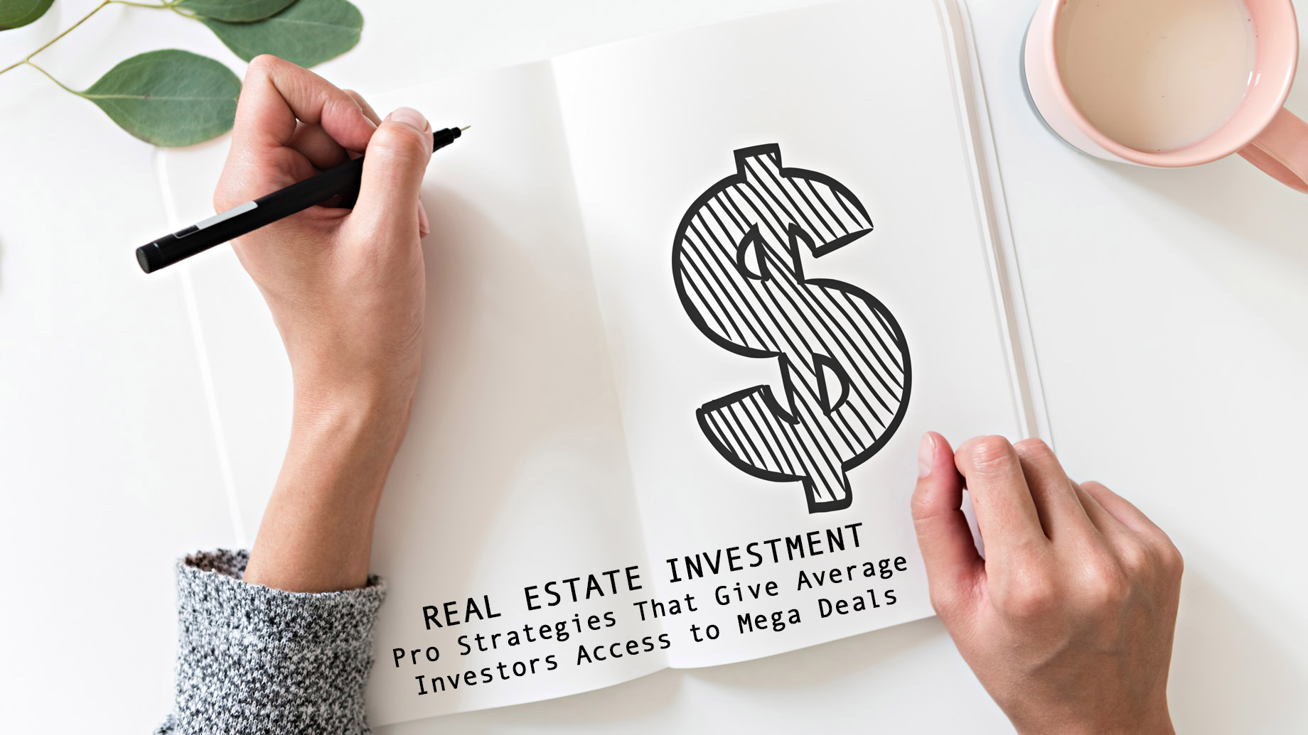 Real Estate Investment - Pro Strategies That Give Average Investors Access to Mega Deals