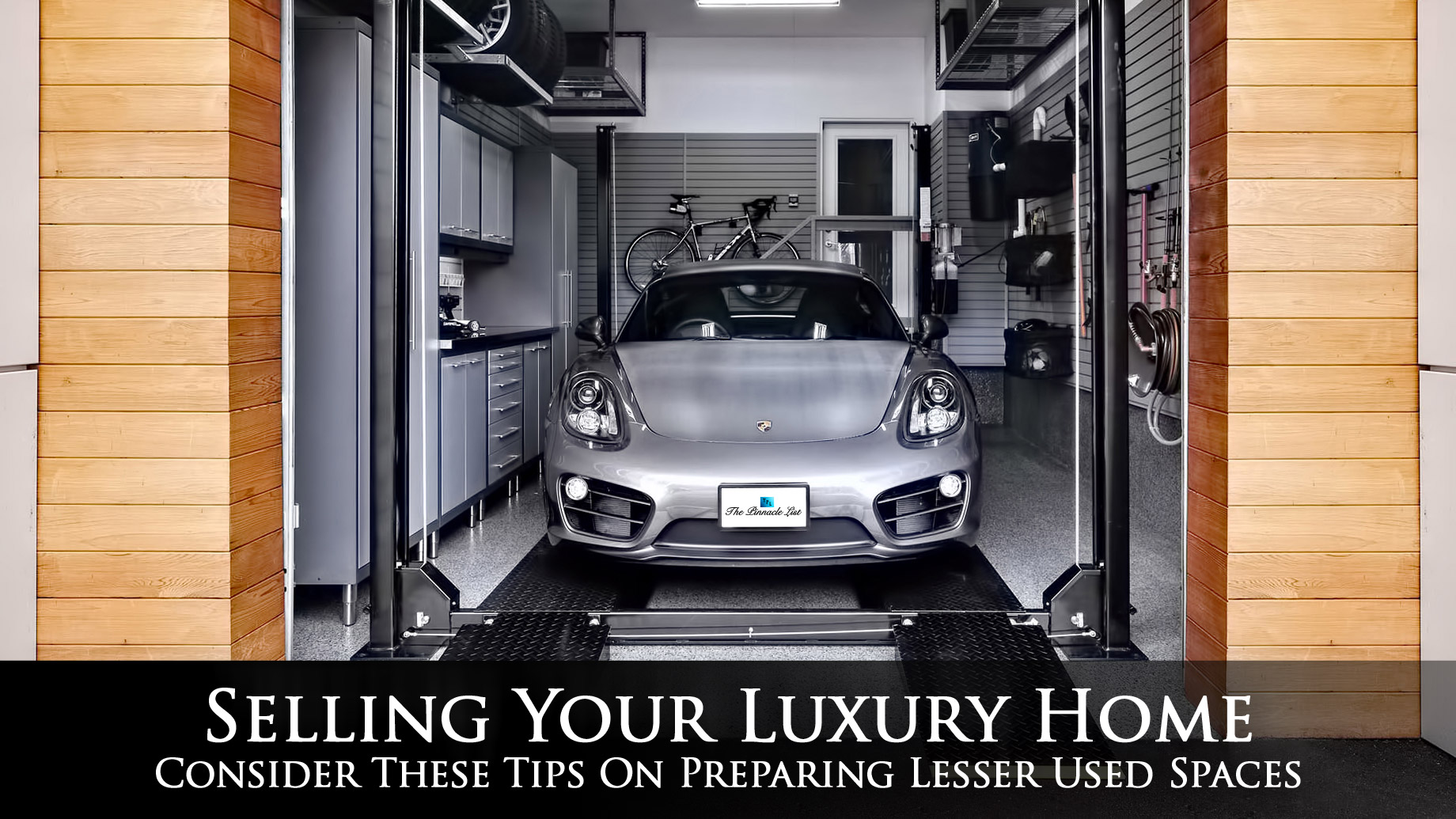 Selling Your Luxury Home - Consider These Tips On Preparing Lesser Used Spaces