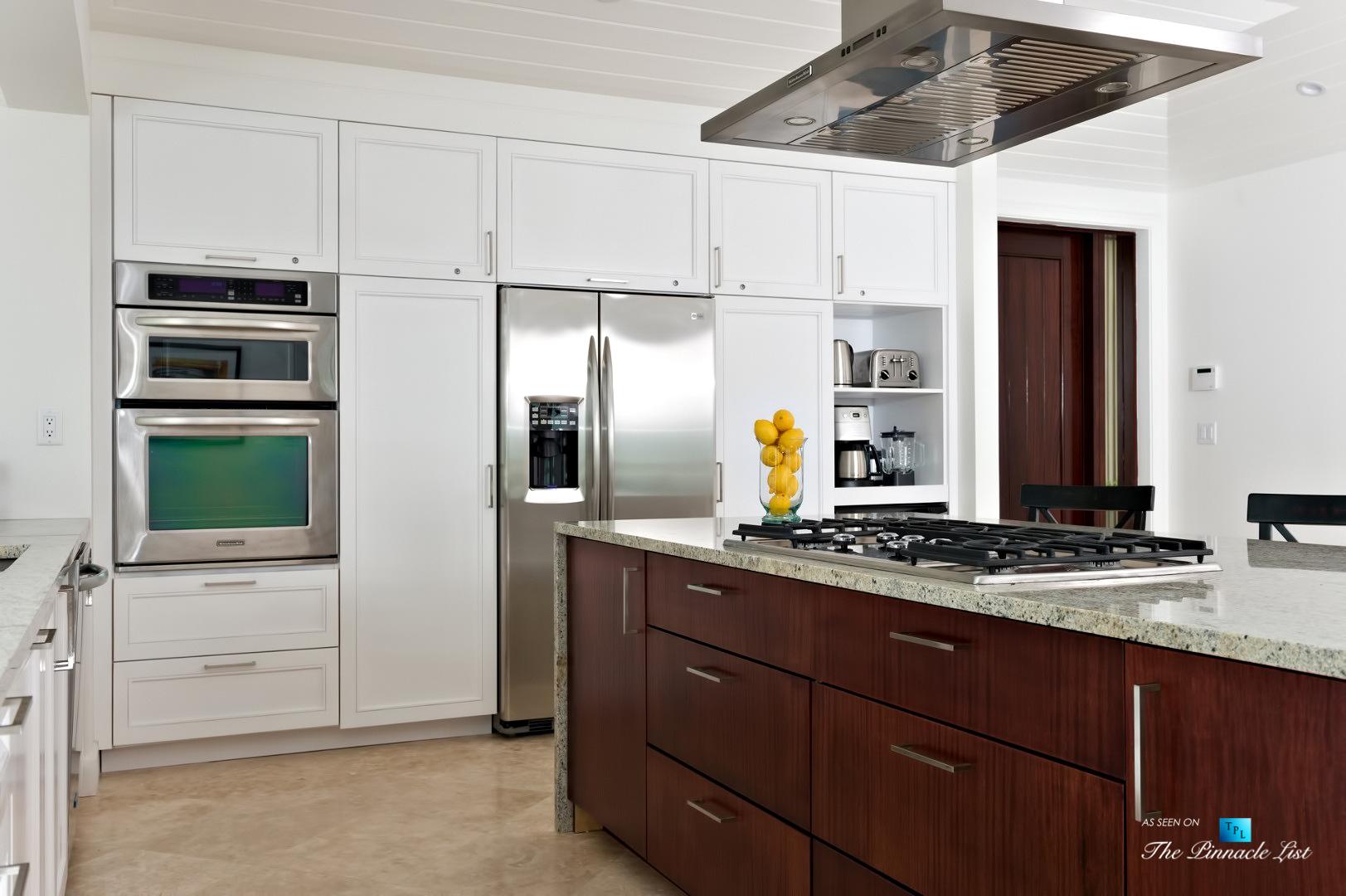 Villa Aquazure – Providenciales, Turks and Caicos Islands – Kitchen – Luxury Real Estate – Beachfront Home