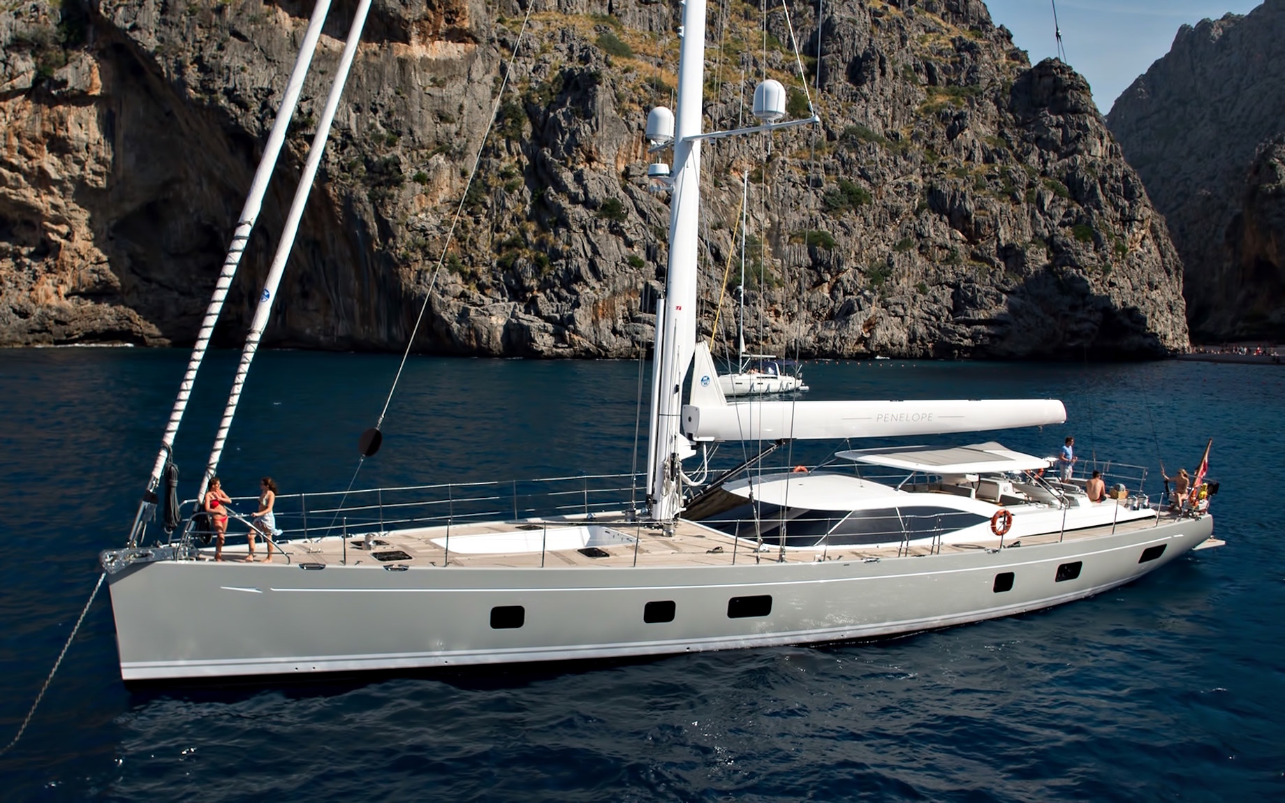 Get Straight Out On The Water - Oyster 100 Penelope - Step Inside A Luxury British Sailing Yacht
