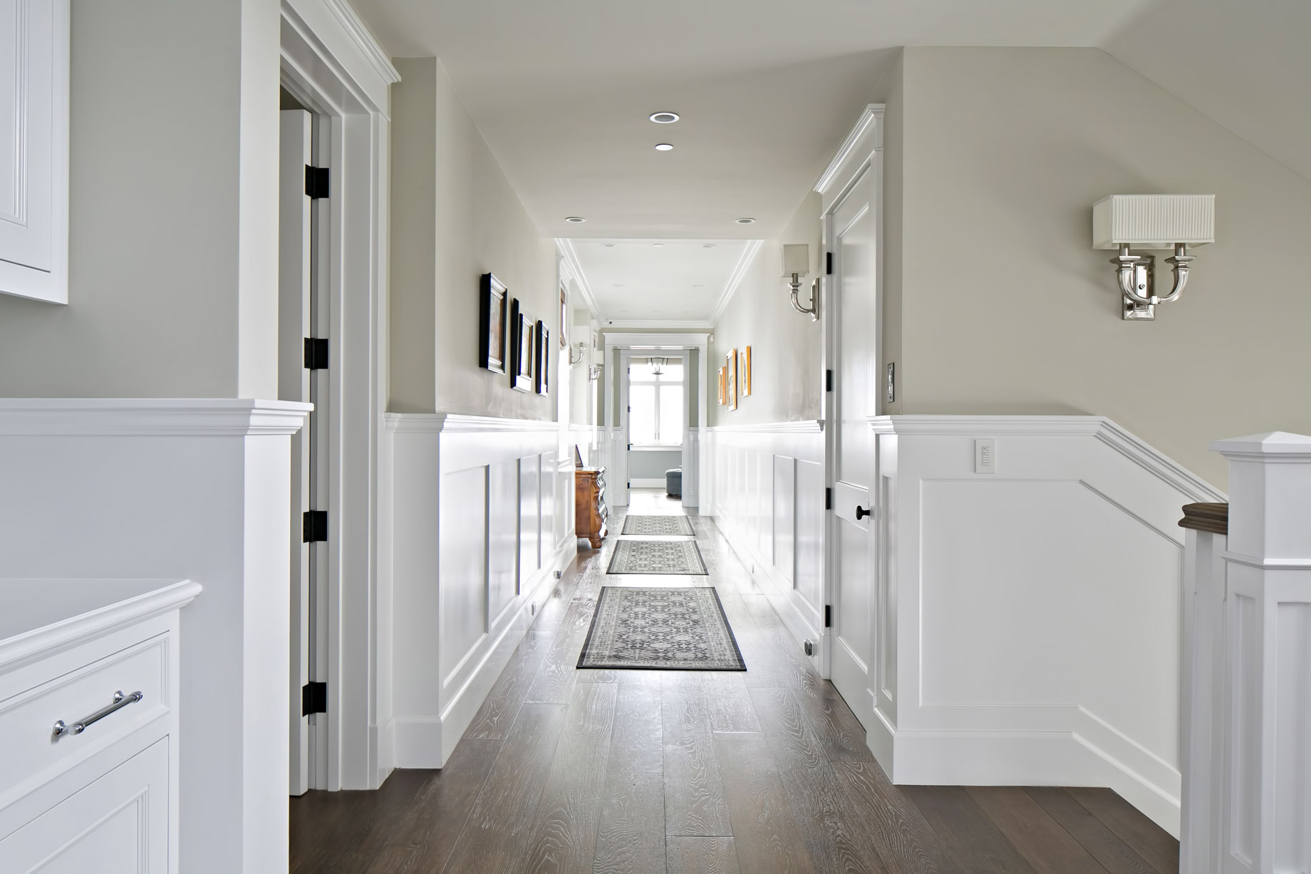 Install Wainscoting on Your Walls - Home Design and Decor - Six Cardinal Rules for Making a Property Look Luxurious