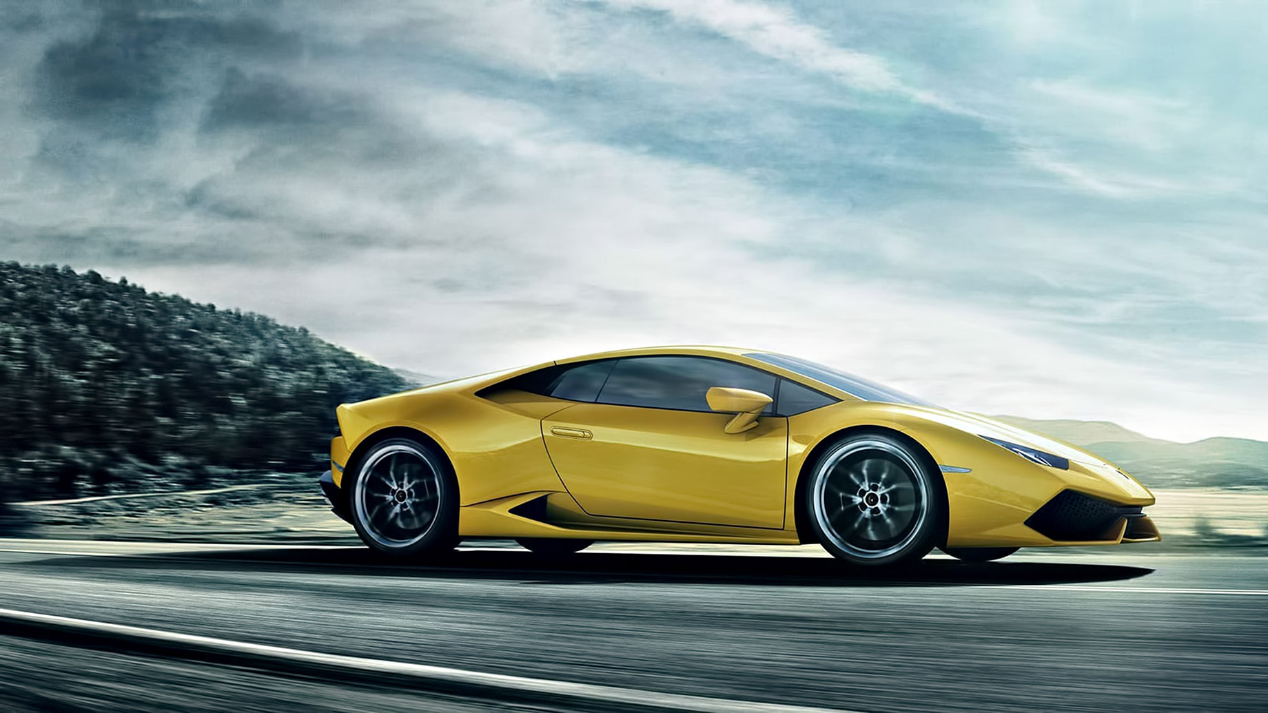 Lamborghini Huracan - Dreaming Big - 6 Luxury Items You Could Purchase if Money Was No Object