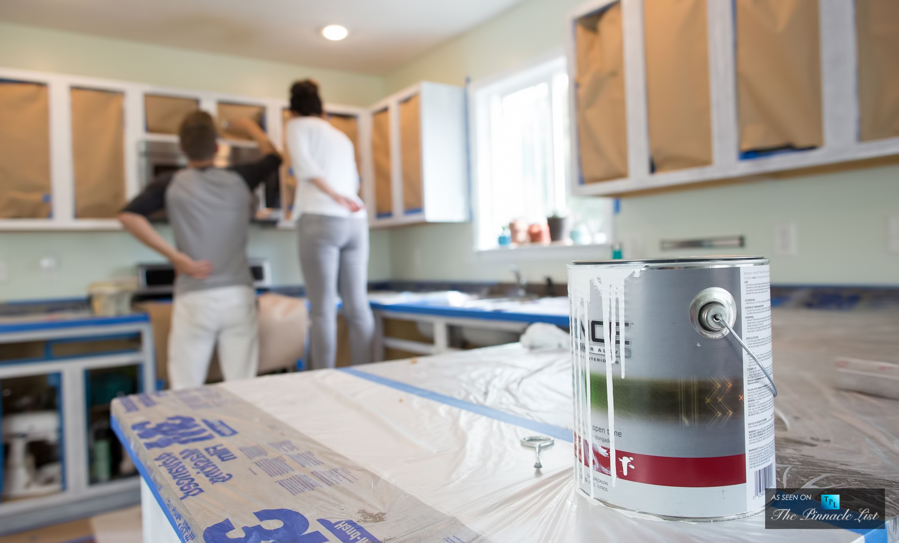 New Paint - Home Design and Decor - 5 Tips for Creating a Beautiful Kitchen Space