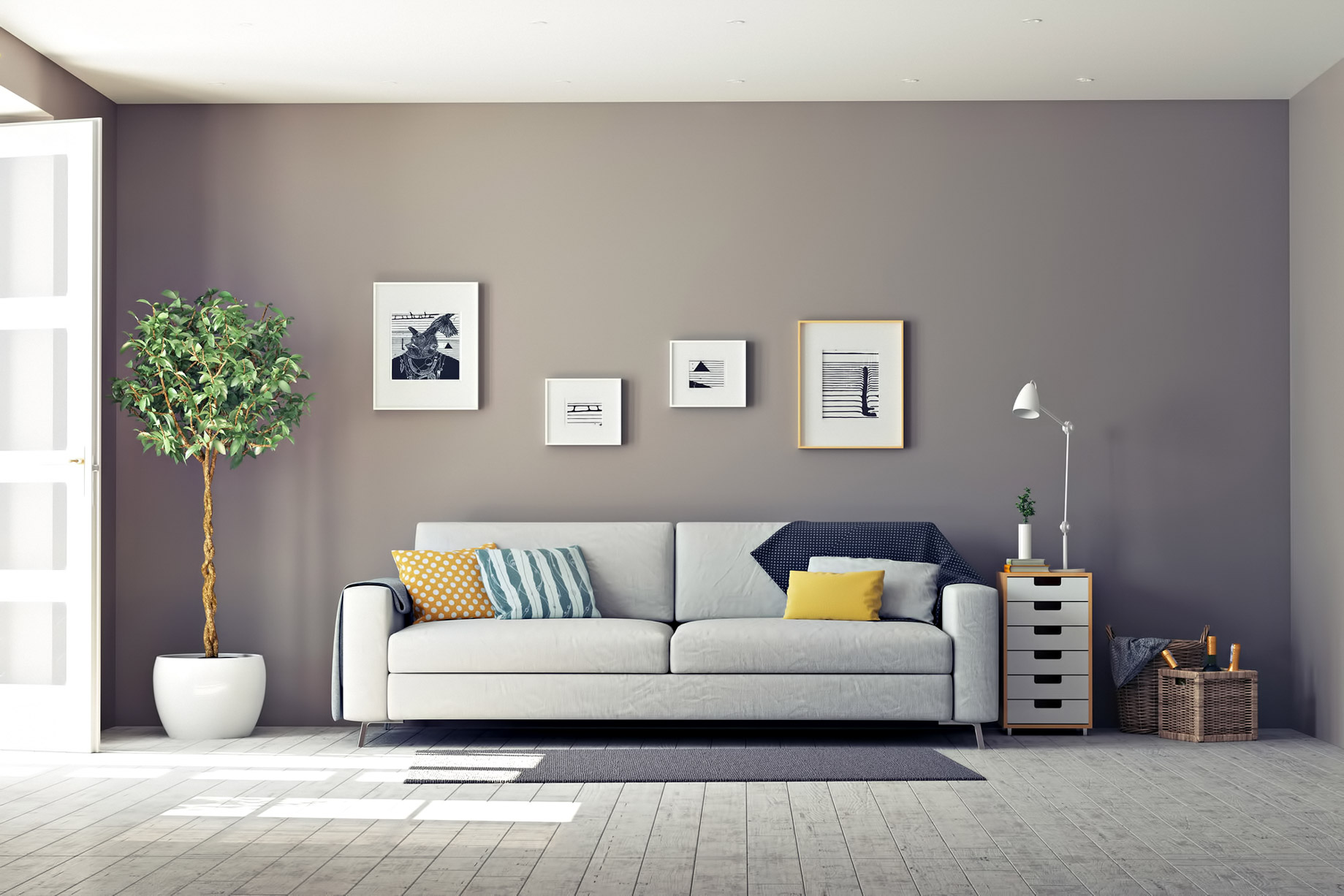 Simplify Your Home by Eliminating Clutter - Upscale Your Living Spaces - How to Make Your Home Look and Feel Luxurious