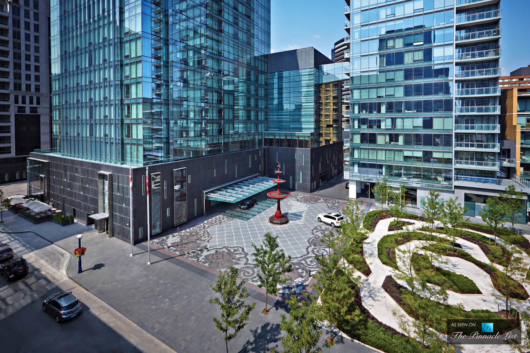 The Four Seasons Residences - Luxury Condo Residences - Toronto, Ontario, Canada