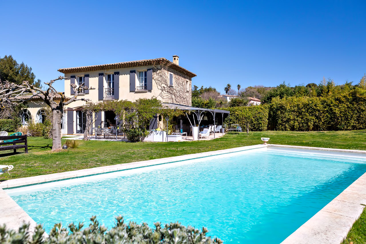Outdoor Space – Villa Bella on the French Riviera – Inside a Luxury St Tropez Villa Rental