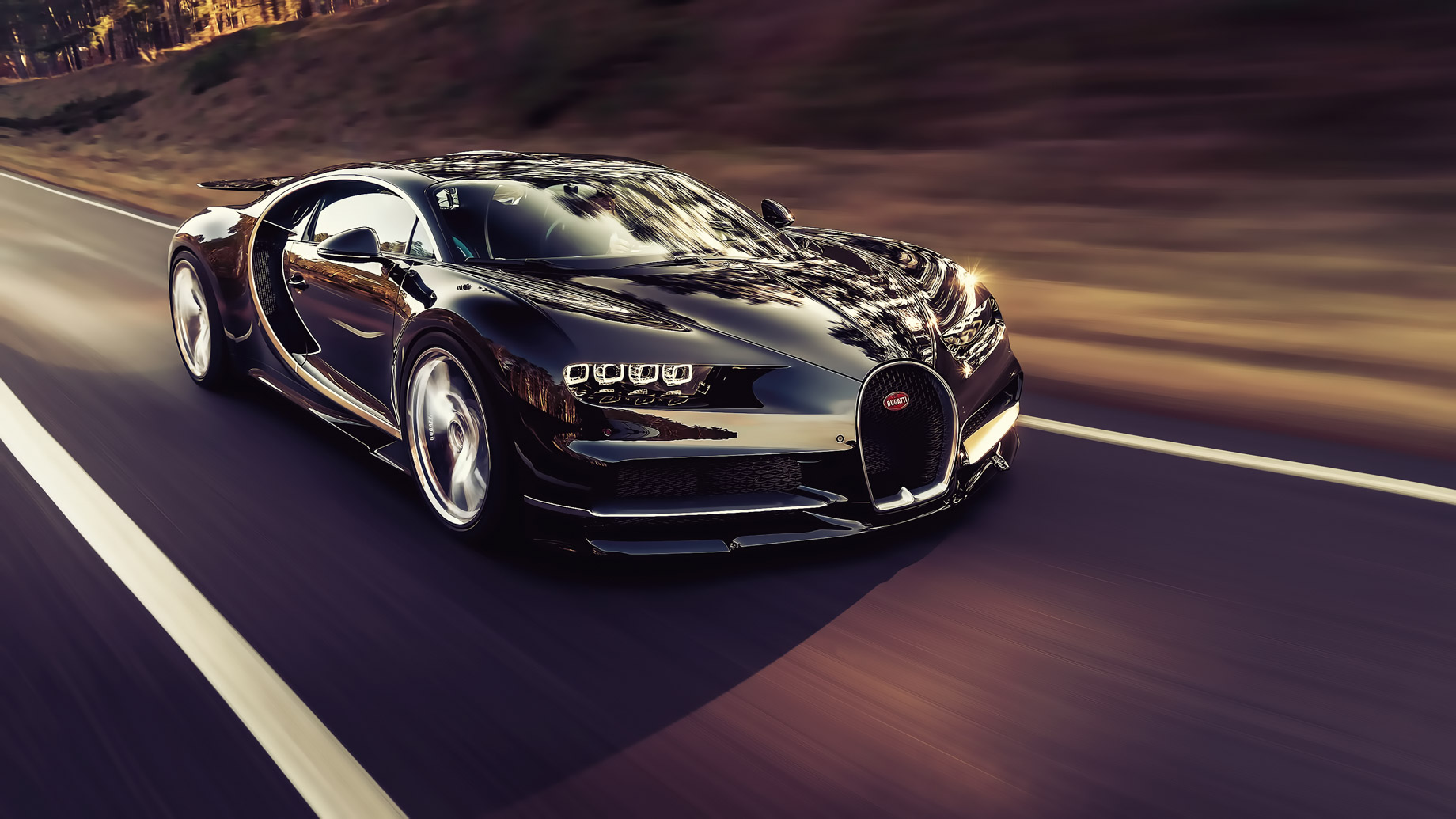 Bugatti Chiron - Dreaming Big - 6 Luxury Items You Could Purchase if Money Was No Object
