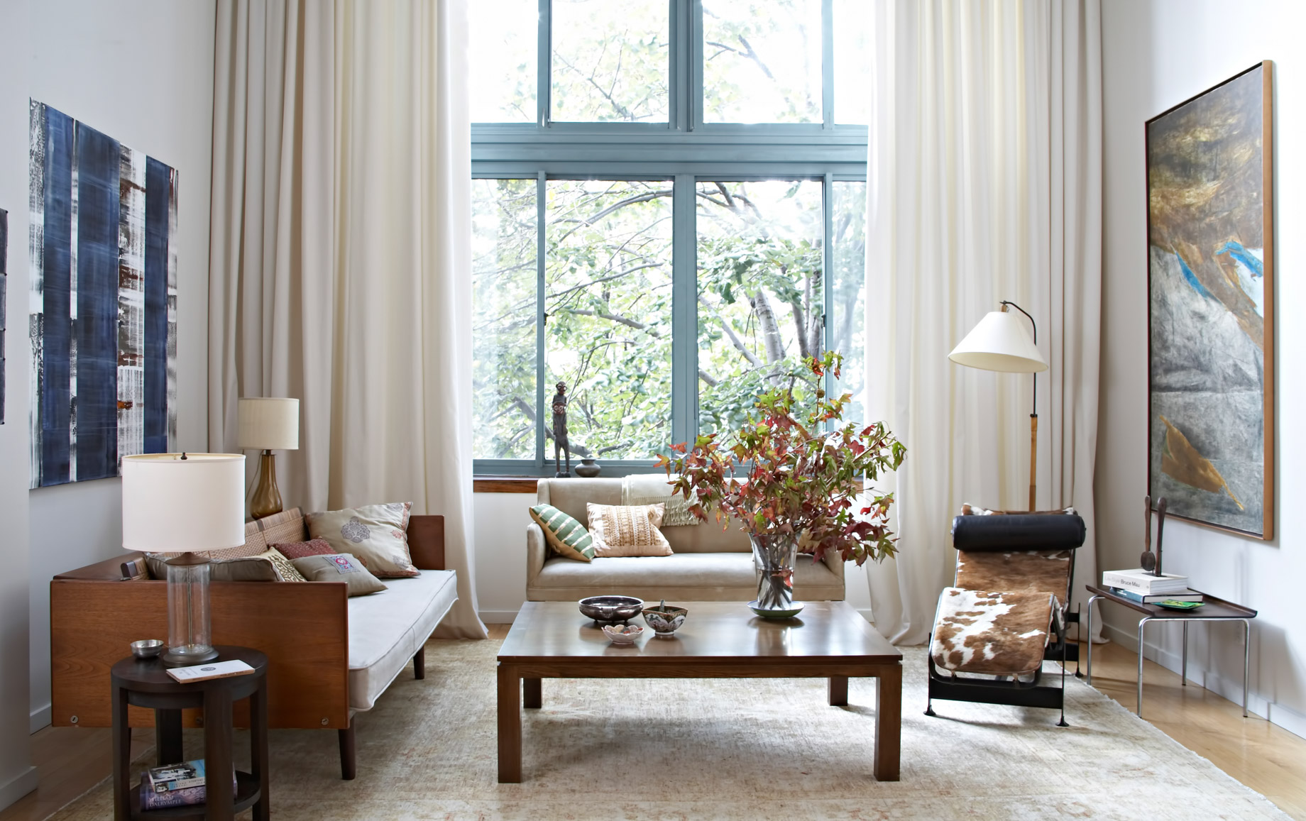 Draperies Add Style - Upscale Your Living Spaces - How to Make Your Home Look and Feel Luxurious