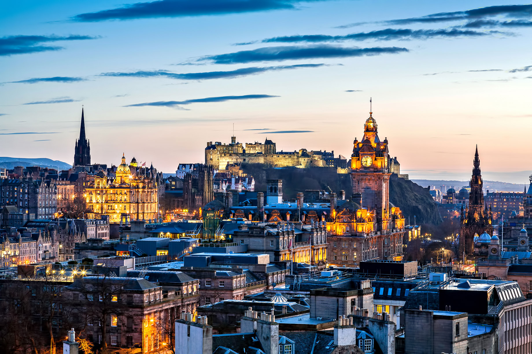Edinburgh - UK Property Investment Opportunities