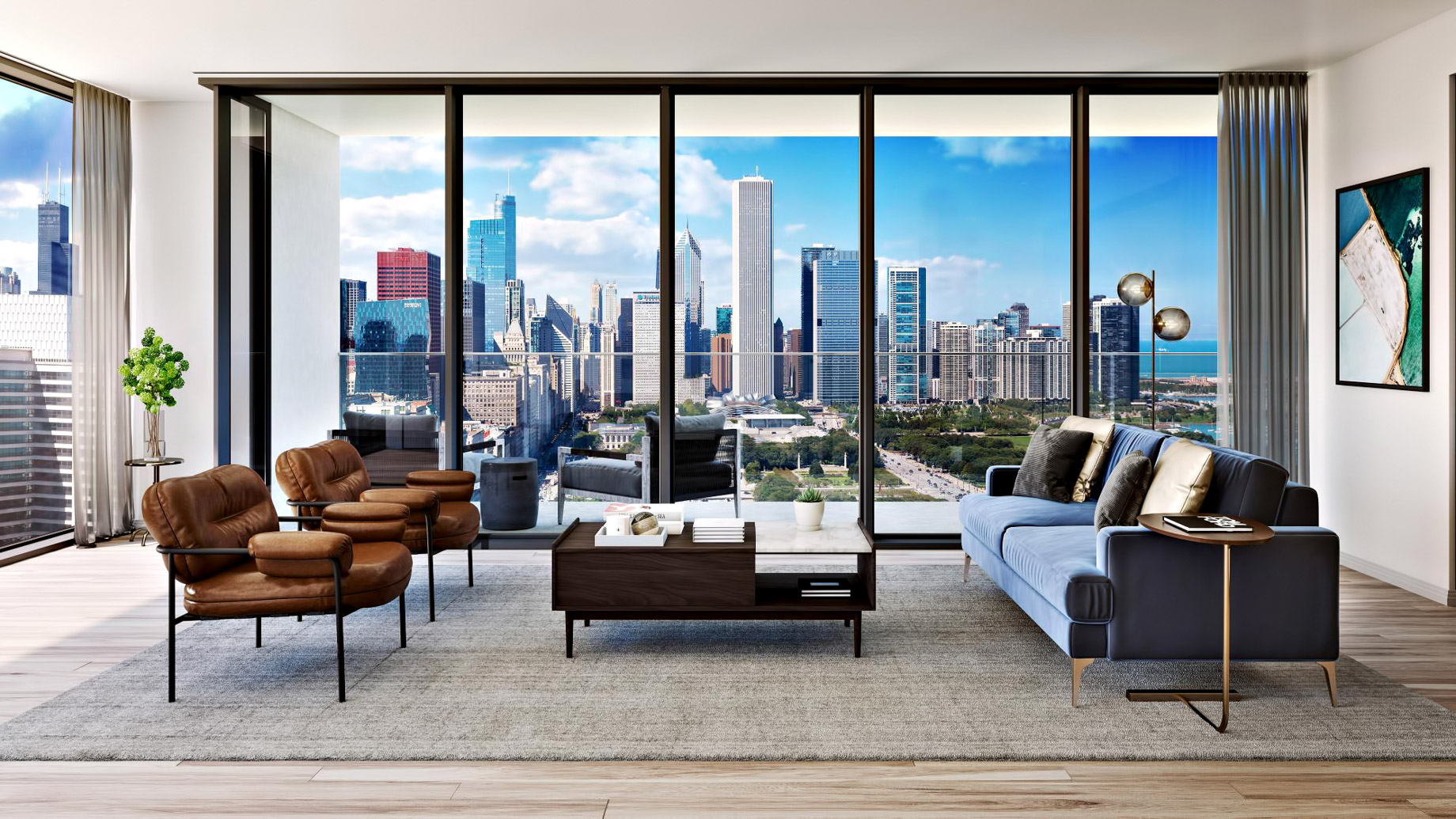 Incredible Views - NEMA Chicago - 1200 S Indiana Ave, Chicago, IL, USA
