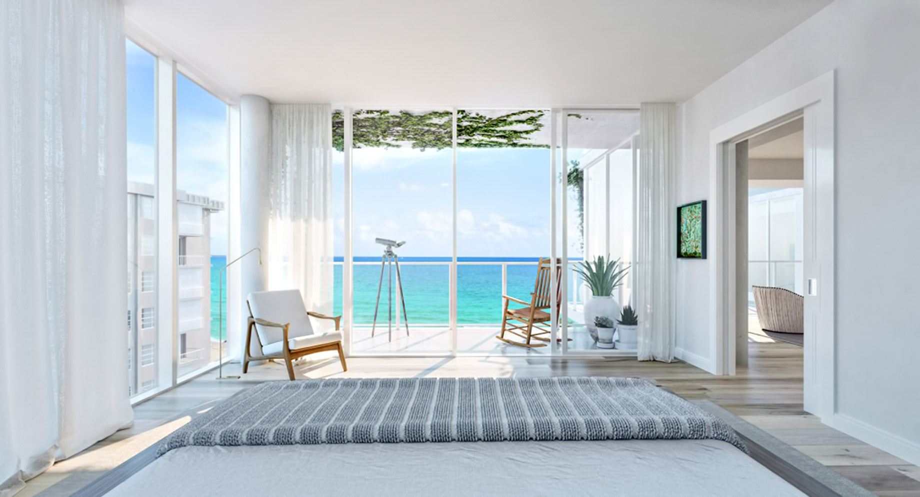 Stunning Views - Florida Luxury Real Estate - The Appeal of a Second Home in Palm Beach