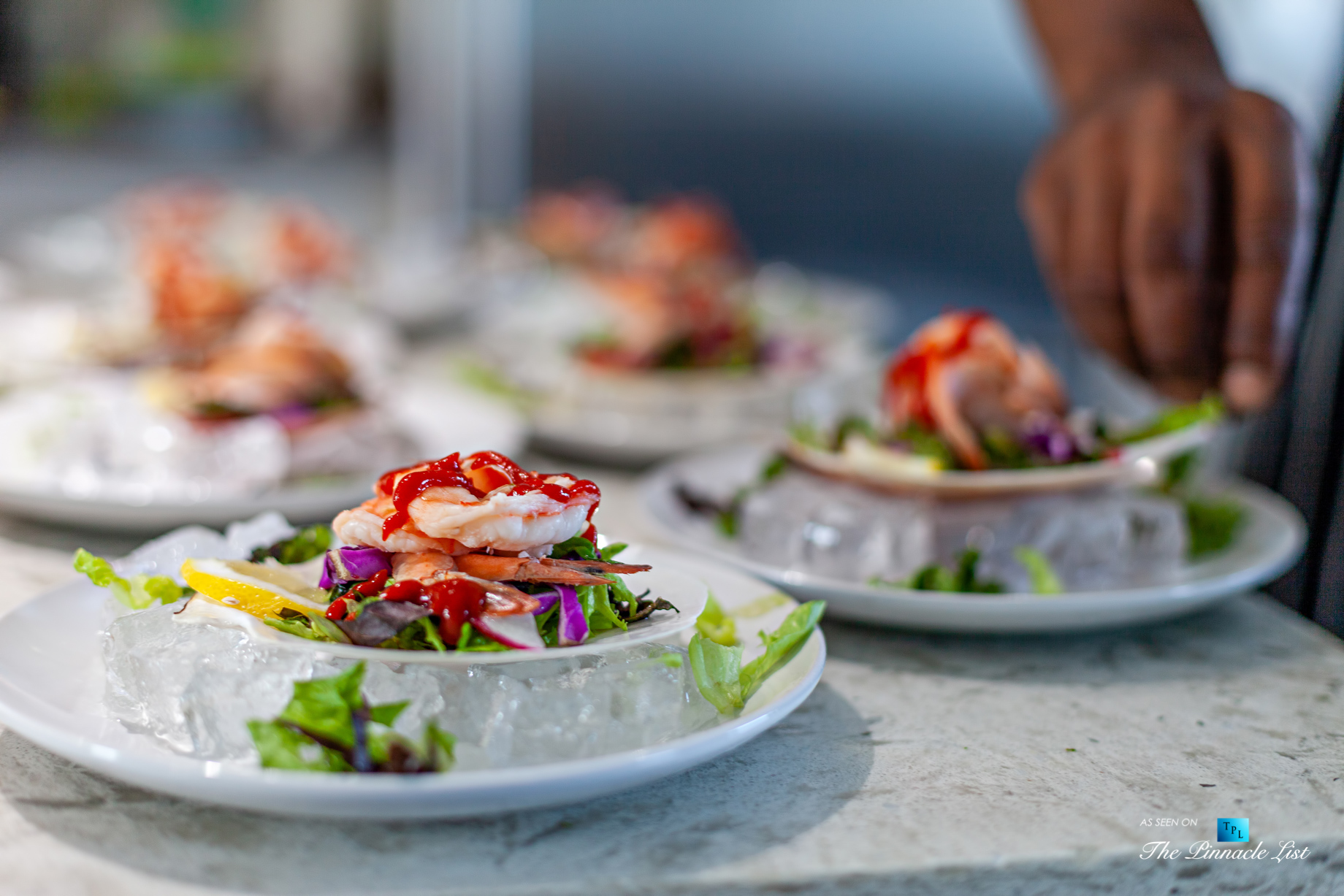 Tip of the Tail Villa - Providenciales, Turks and Caicos Islands - Caribbean House Kitchen Gourmet Food - Luxury Real Estate - South Shore Peninsula Home