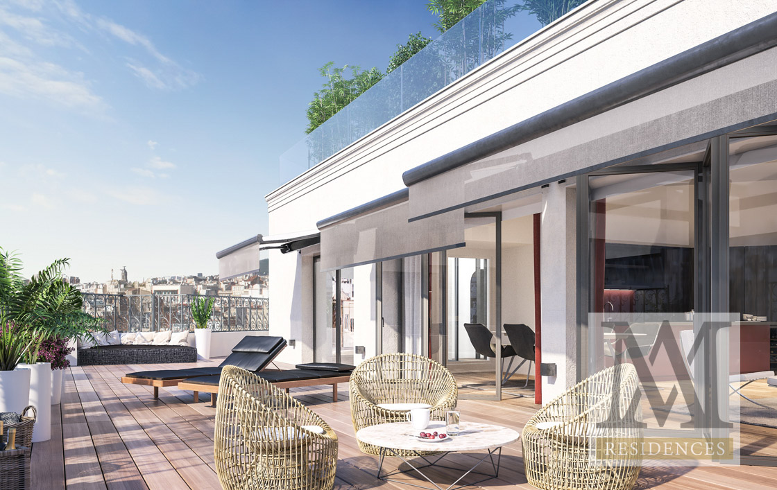 AM Residences by CBRE – Luxury Serviced Apartments in Barcelona Spain
