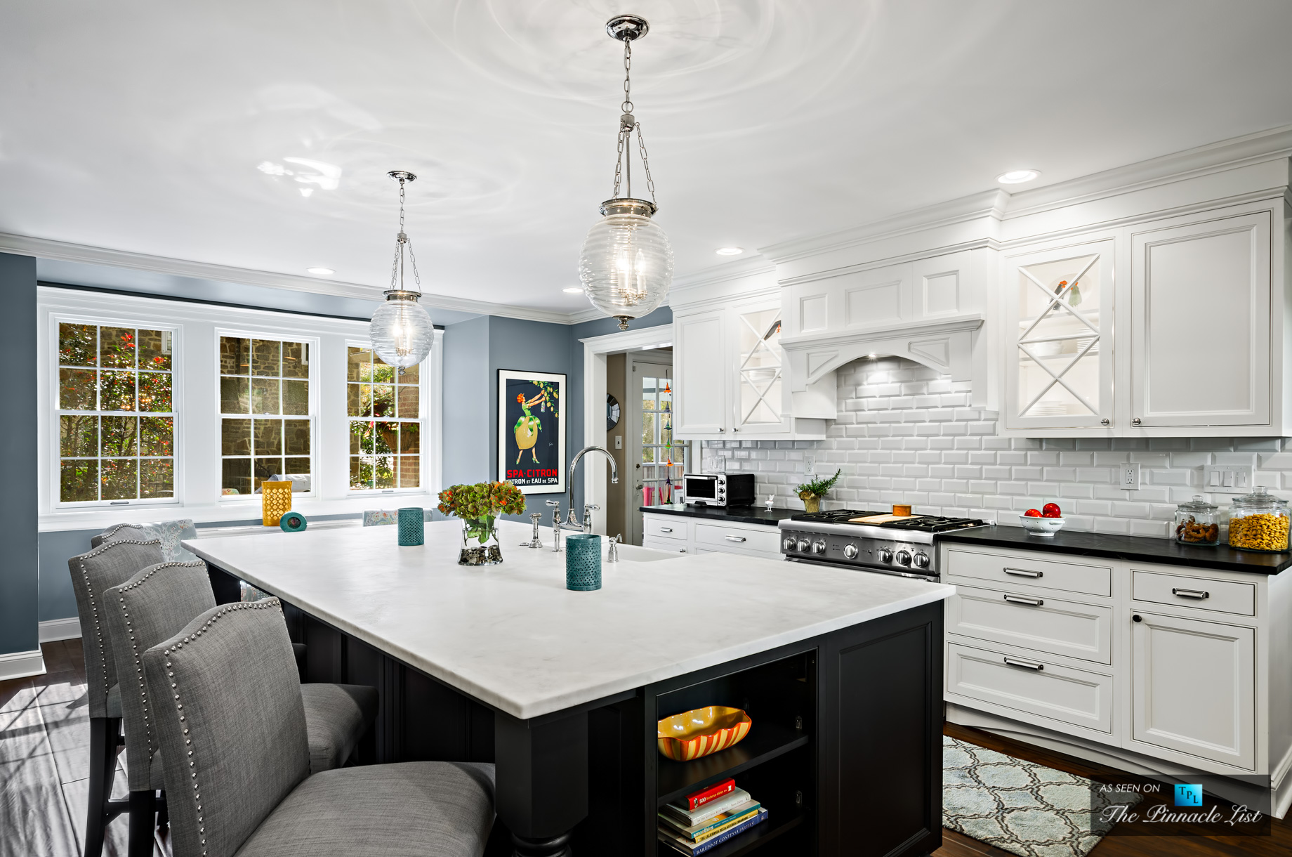 Determine the Height - How To Modernize Your Home For Selling with Kitchen Pendant Lights