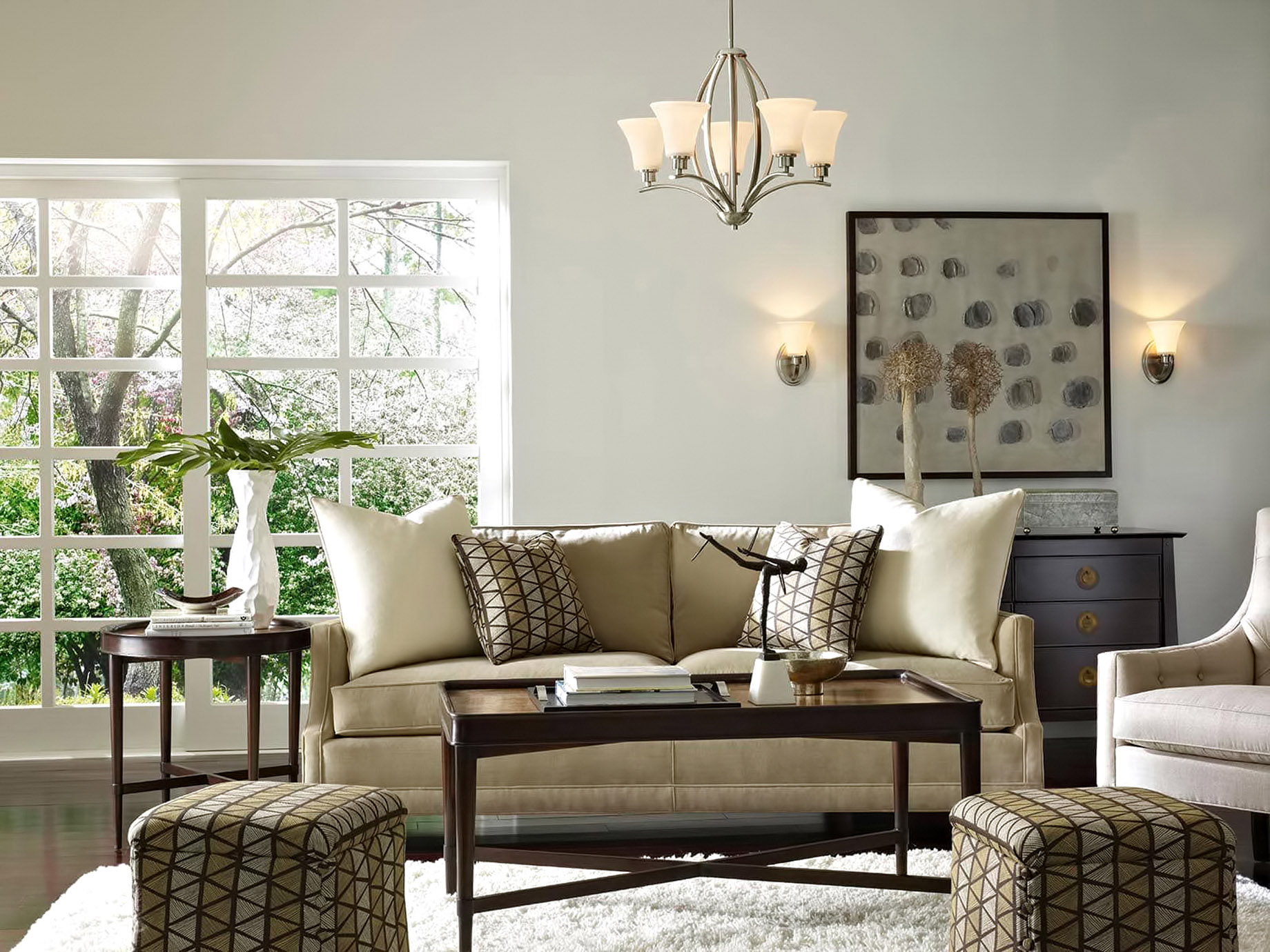 Great Lighting - Upscale Your Living Spaces - How to Make Your Home Look and Feel Luxurious