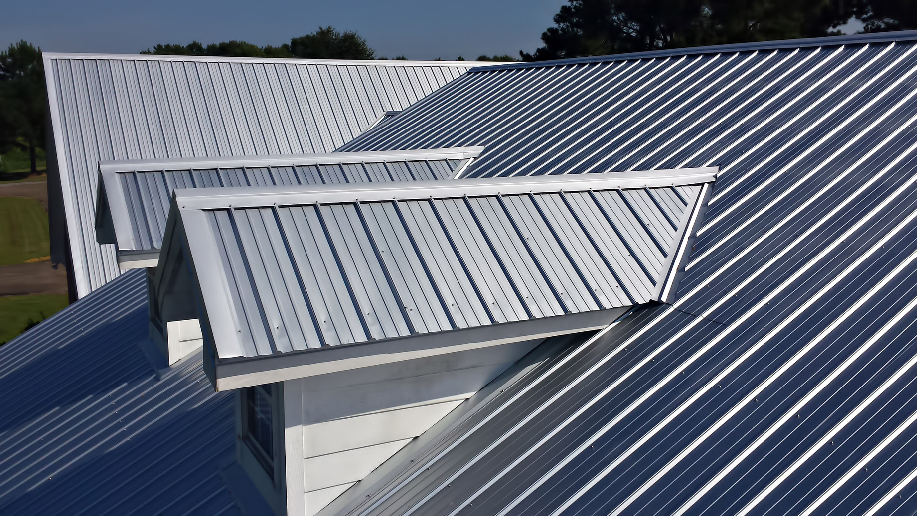 New Metal Roof - Home Upgrades - Top 3 Roofing Materials Modern Builders Are Using