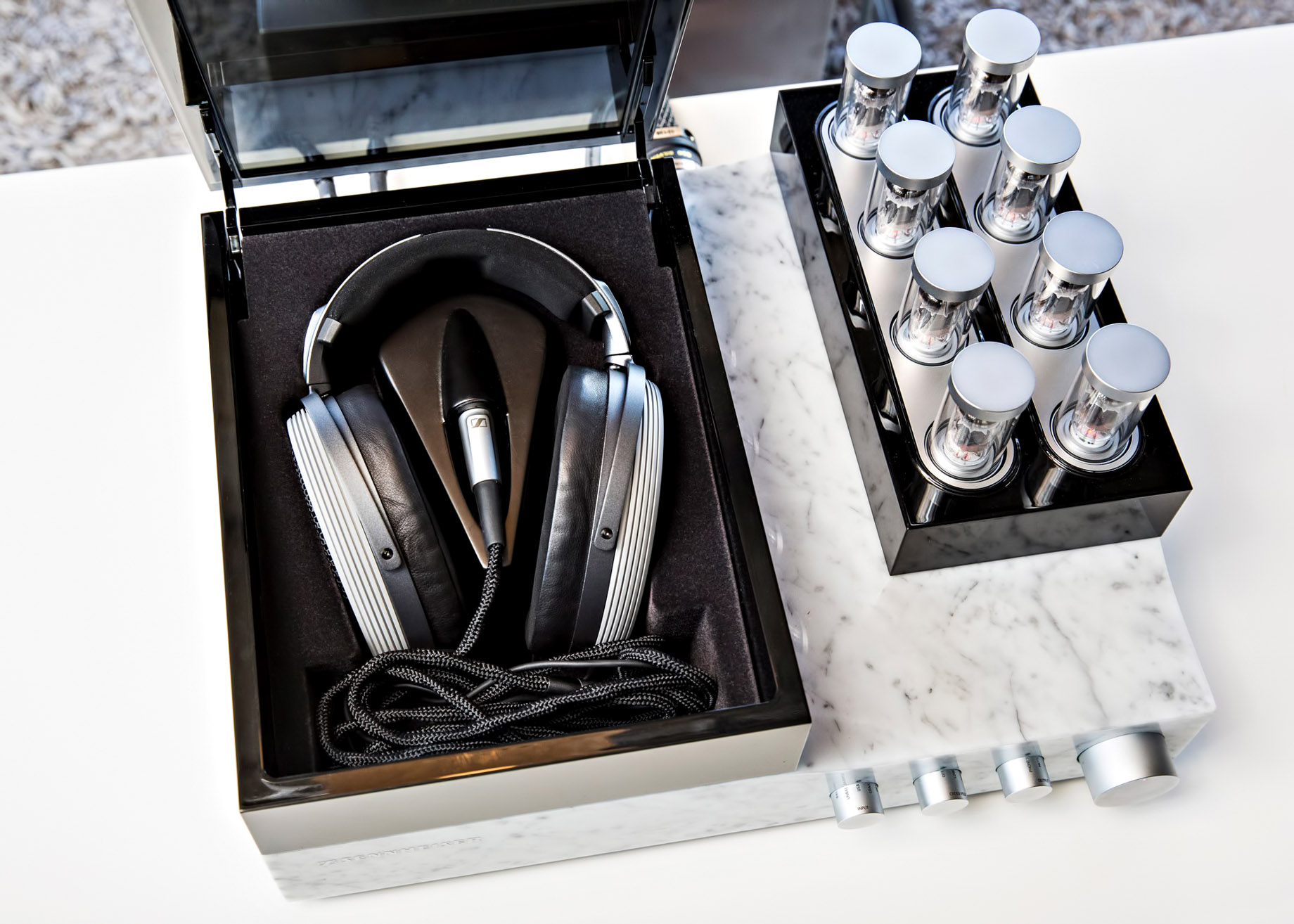 Sennheiser Orpheus Headphones - Dreaming Big - 6 Luxury Items You Could Purchase if Money Was No Object