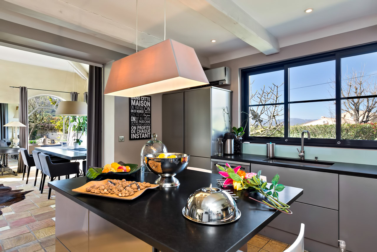 Perfect for Entertaining - Villa Bella on the French Riviera - Inside a Luxury St Tropez Villa Rental