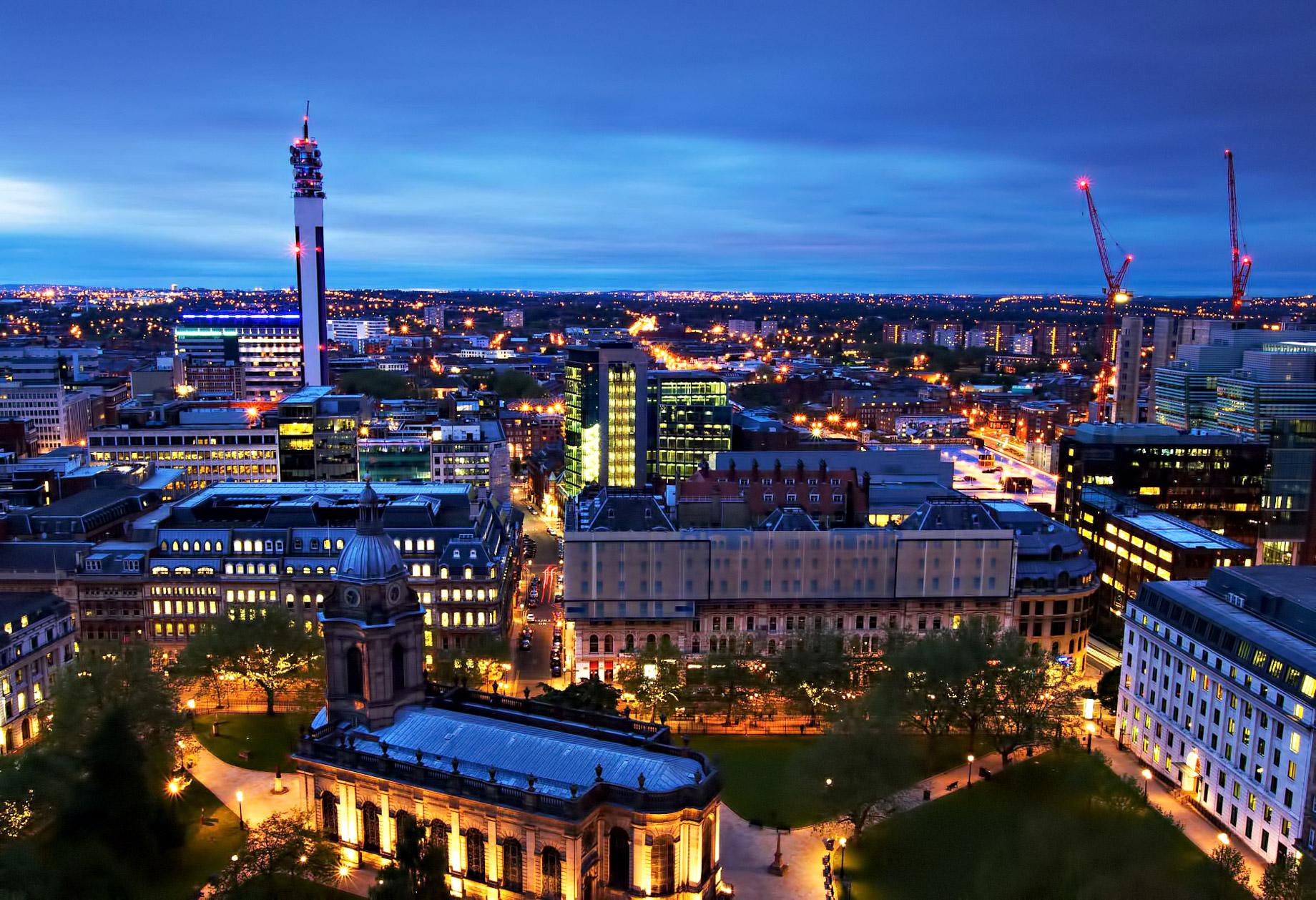 Birmingham - UK Property Investment Opportunities
