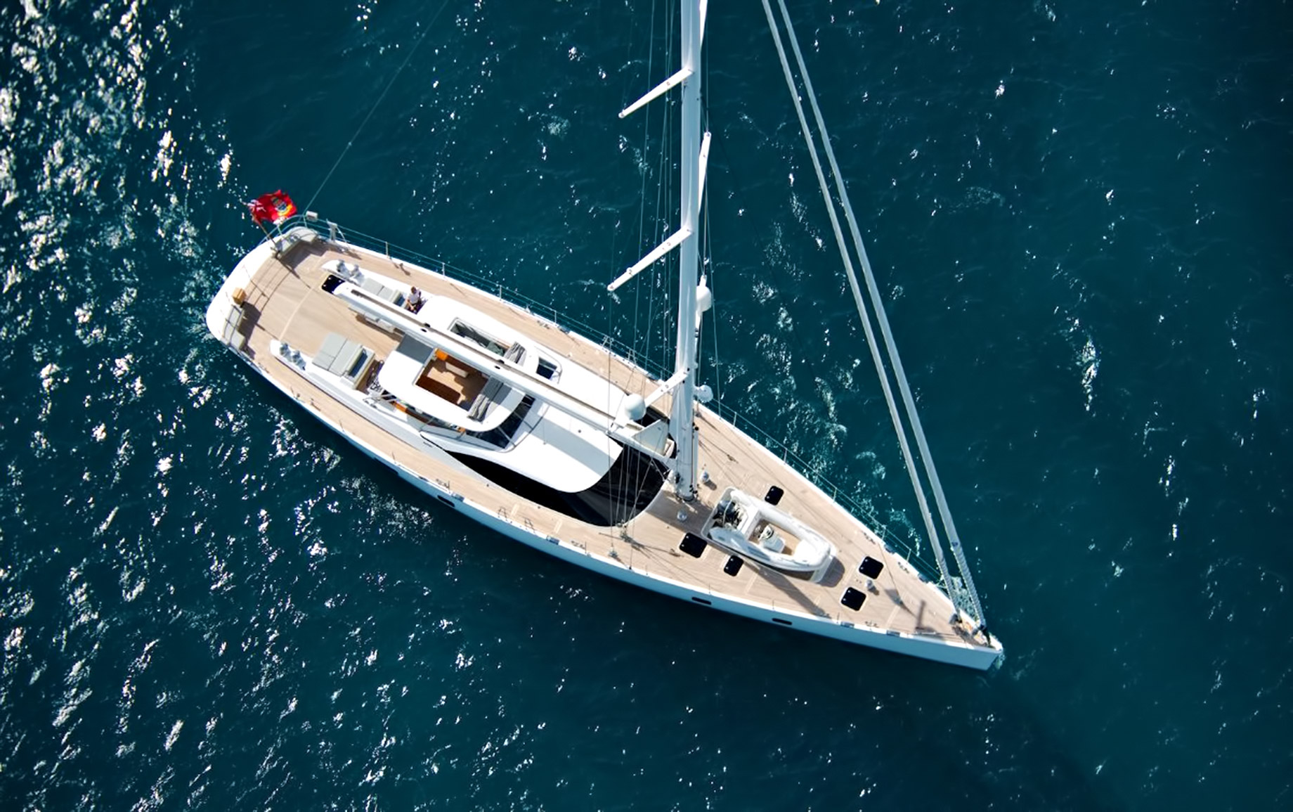 Rare Heritage - Oyster 100 Penelope - Step Inside A Luxury British Sailing Yacht