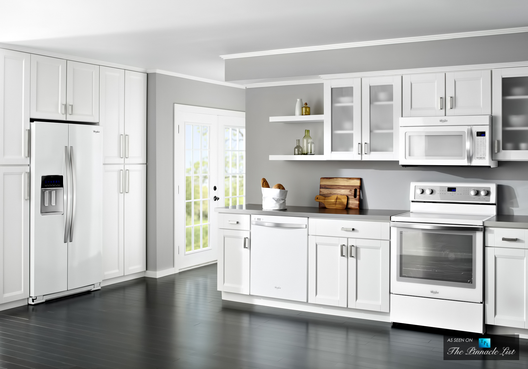 Buy New Appliances - Home Design and Decor - 5 Tips for Creating a Beautiful Kitchen Space
