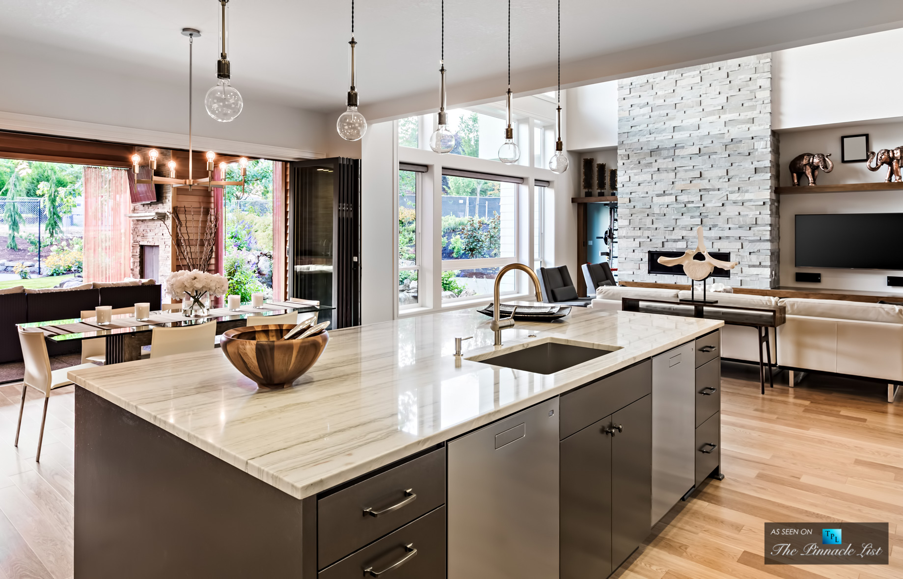 Choose Between Low Voltages vs. Line Voltage Pendants - How To Modernize Your Home For Selling with Kitchen Pendant Lights