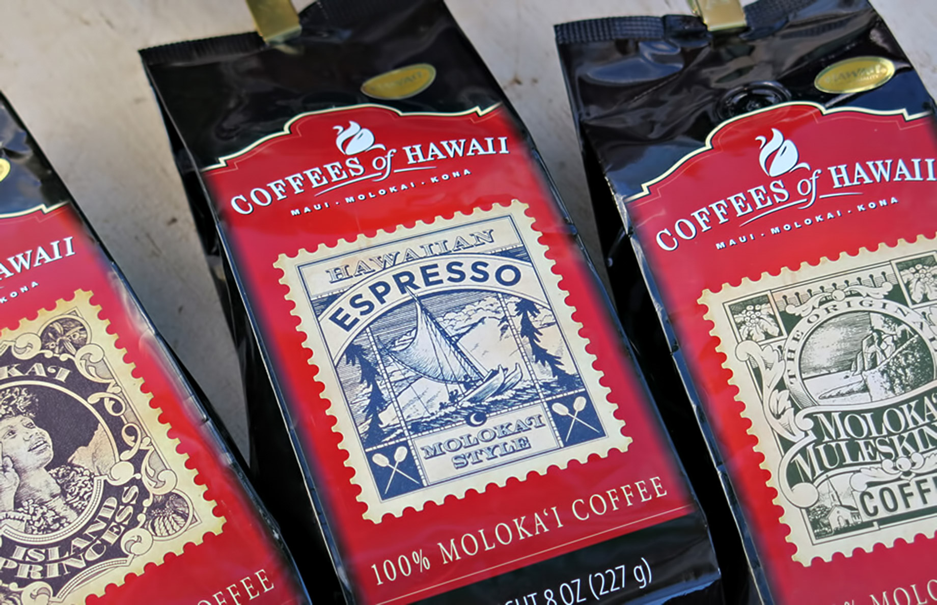 Molokai Coffee - Hawaii - One of the Most Expensive Coffees in the World