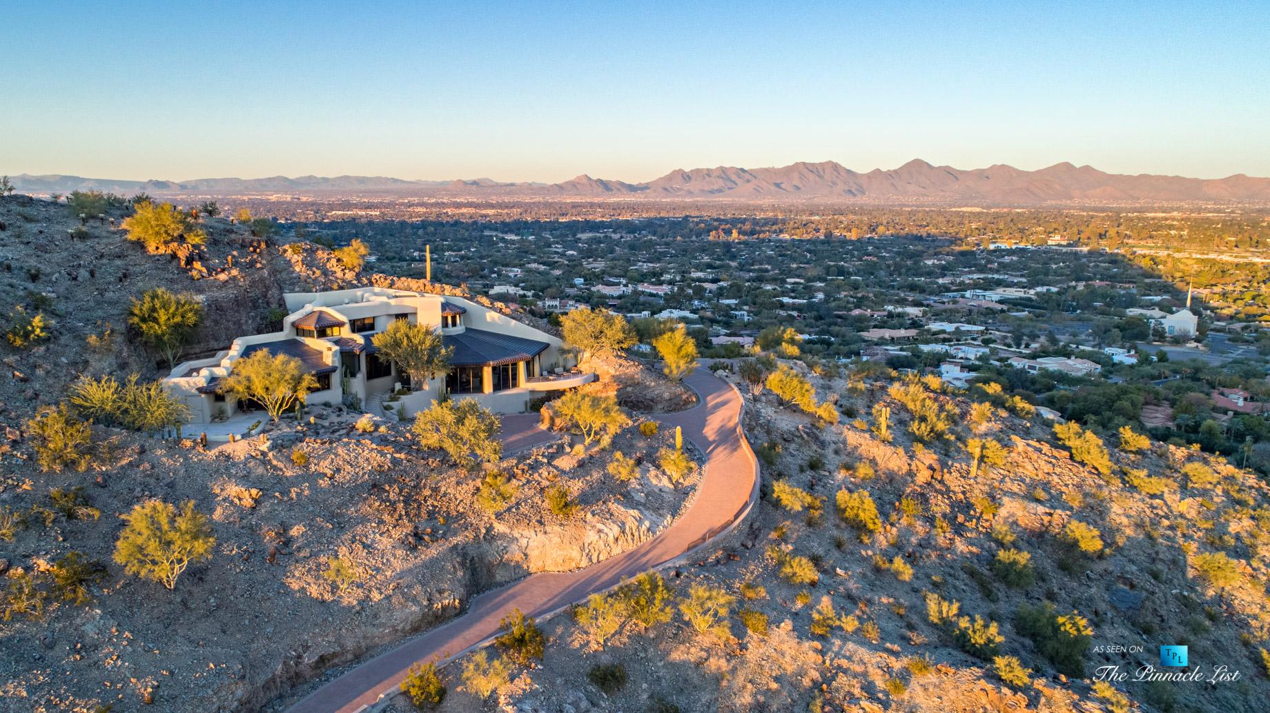 Eagle's Nest – 7011 N Invergordon Rd, Paradise Valley, AZ, USA