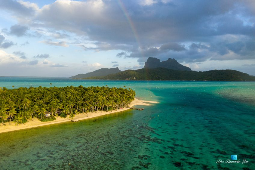 Motu Tane Private Island - Bora Bora, French Polynesia